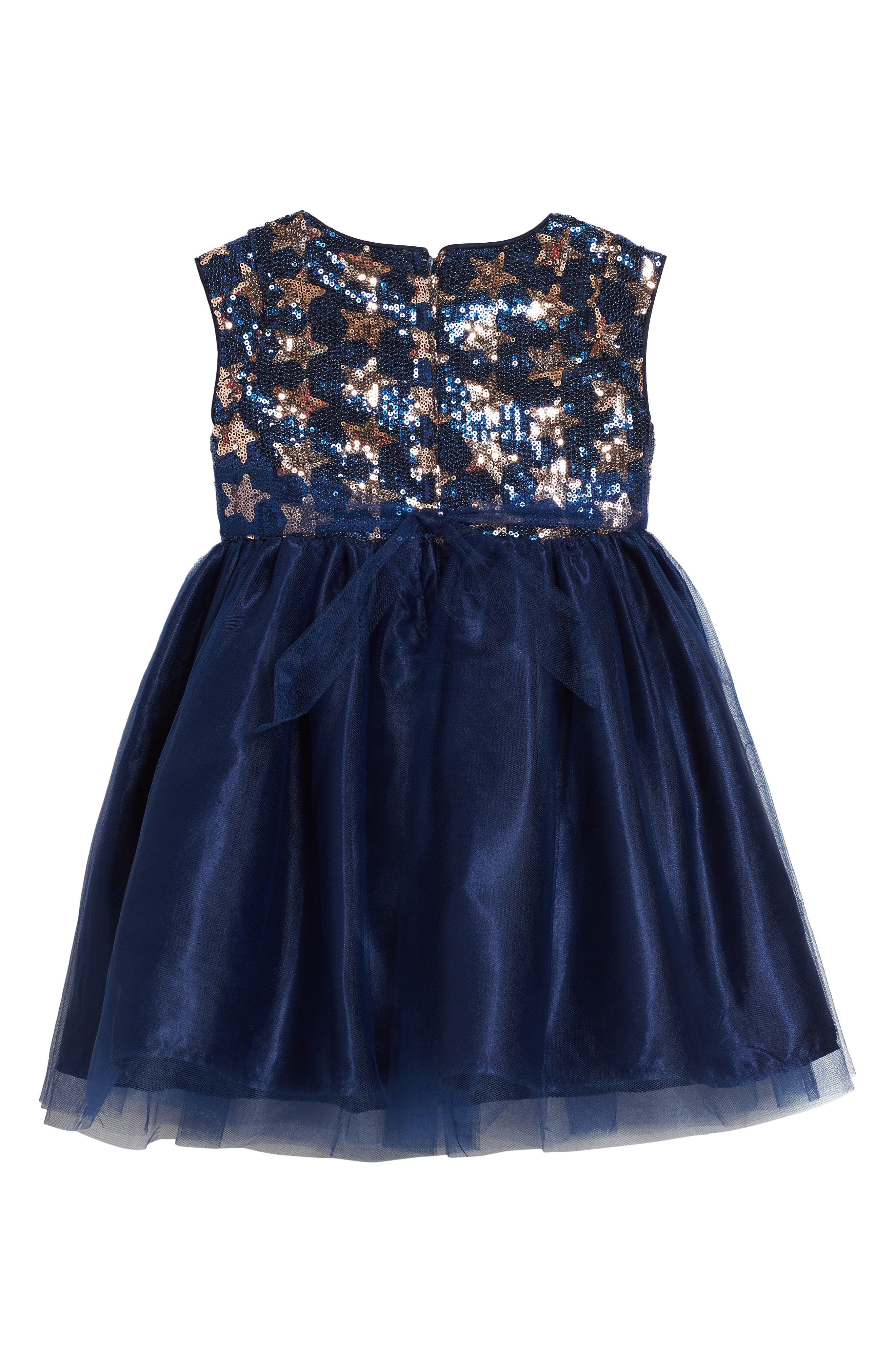 Lily Sequin Tulle Dress,                             Alternate thumbnail 2, color,                             410