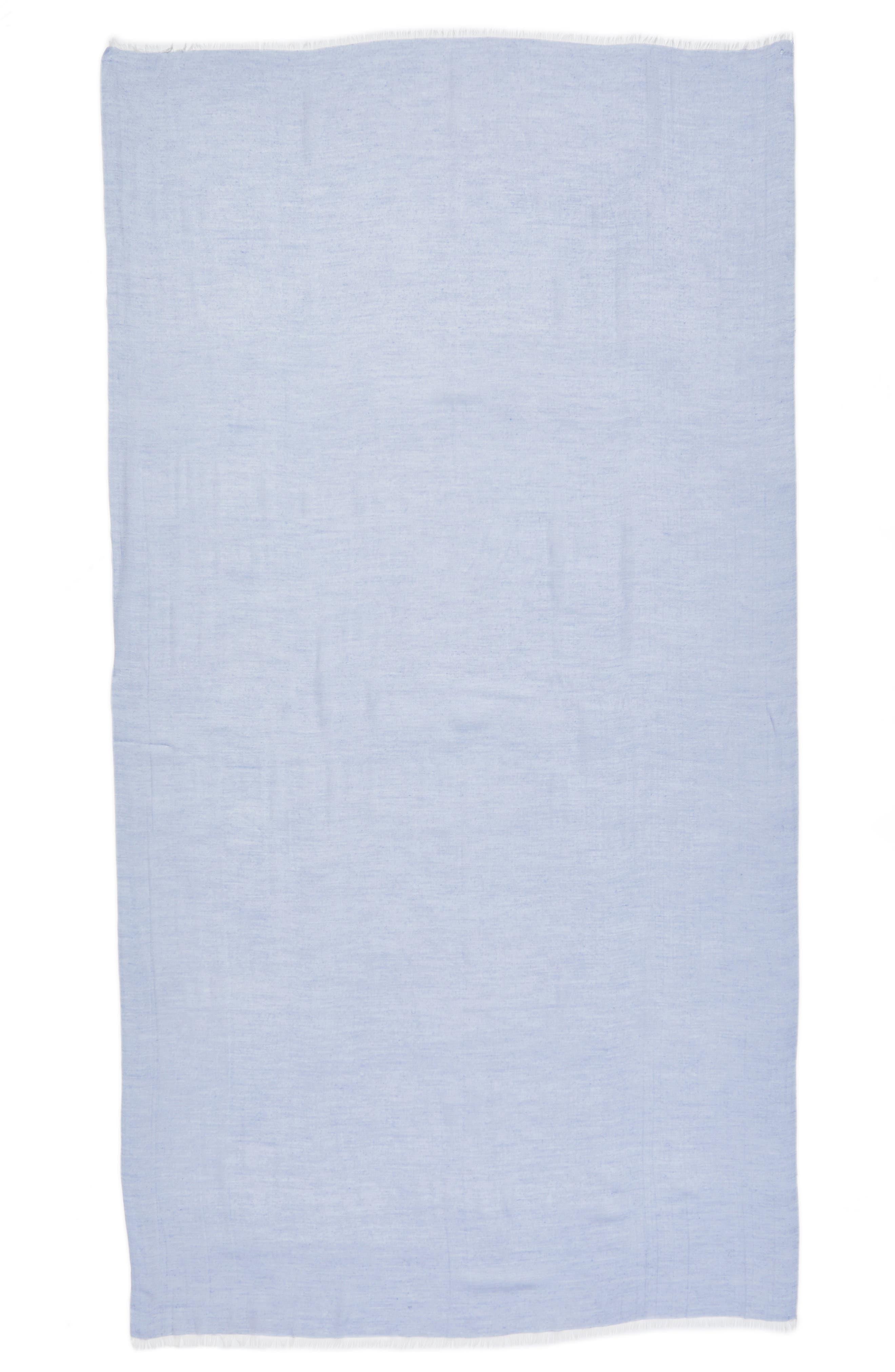 Modal Silk Blend Scarf,                             Alternate thumbnail 57, color,