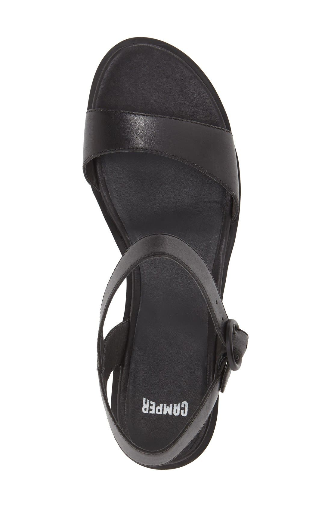 'Damas' Wedge Sandal,                             Alternate thumbnail 26, color,
