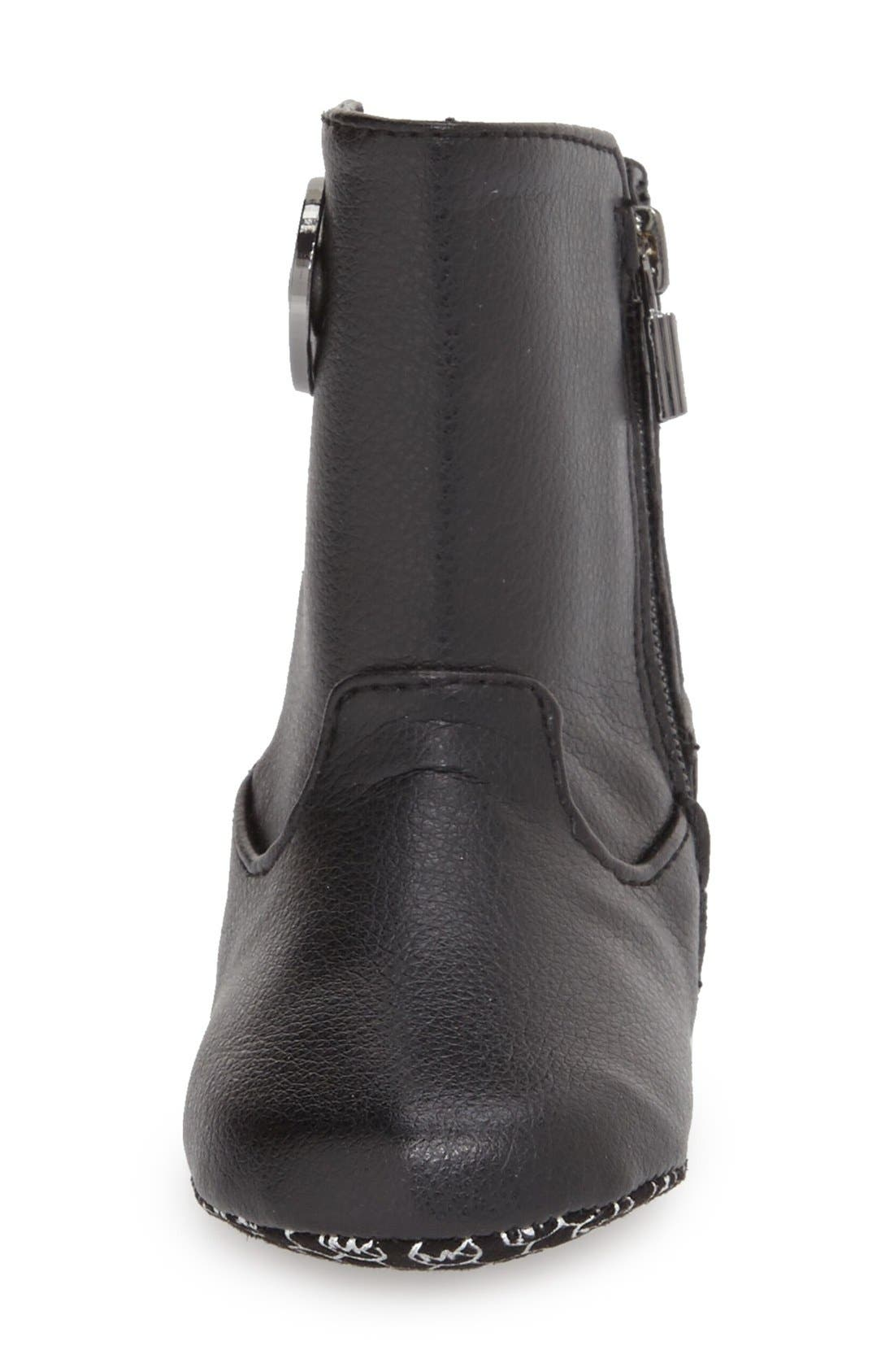 'Lily' Boot,                             Alternate thumbnail 2, color,                             001