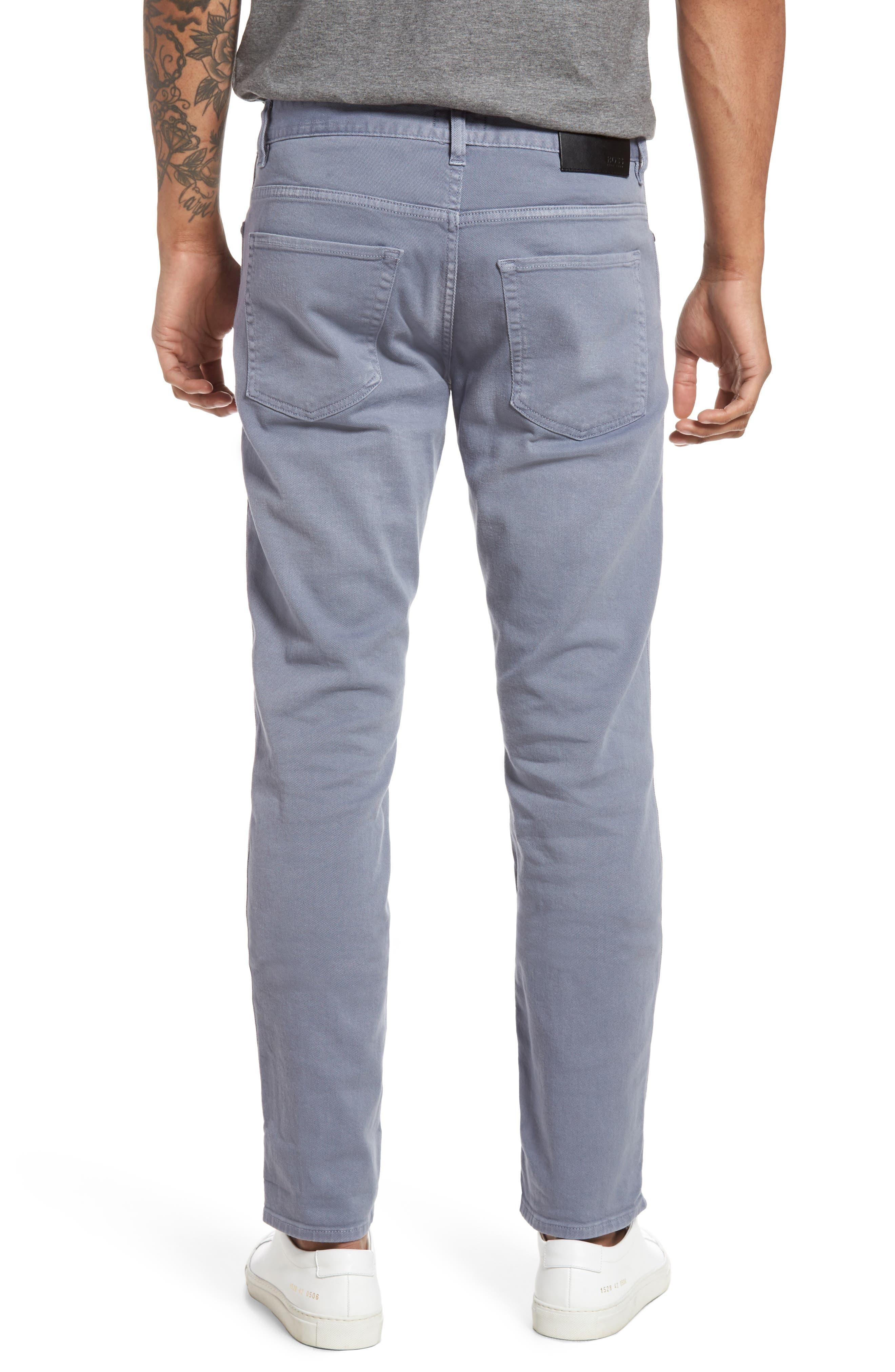 Delaware Slim Fit Jeans,                             Alternate thumbnail 2, color,                             462