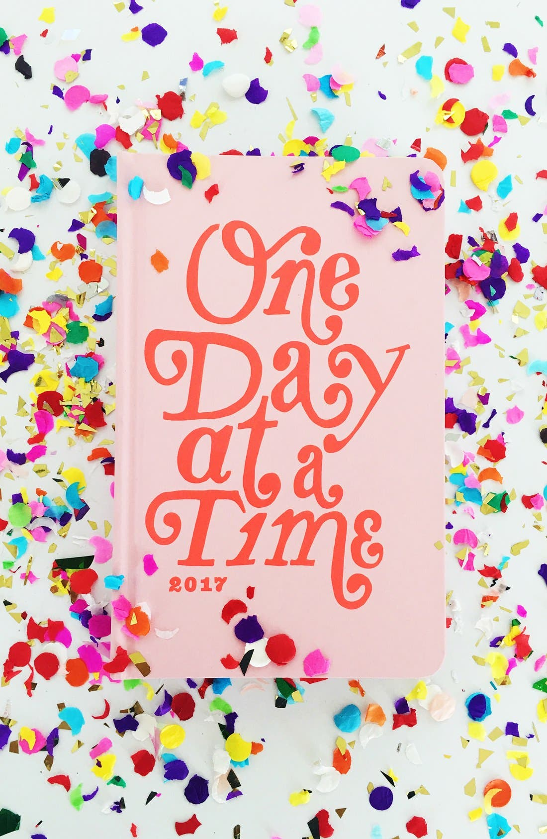 'Classic - One Day At A Time' Hardcover 17-Month Agenda,                             Alternate thumbnail 2, color,                             800