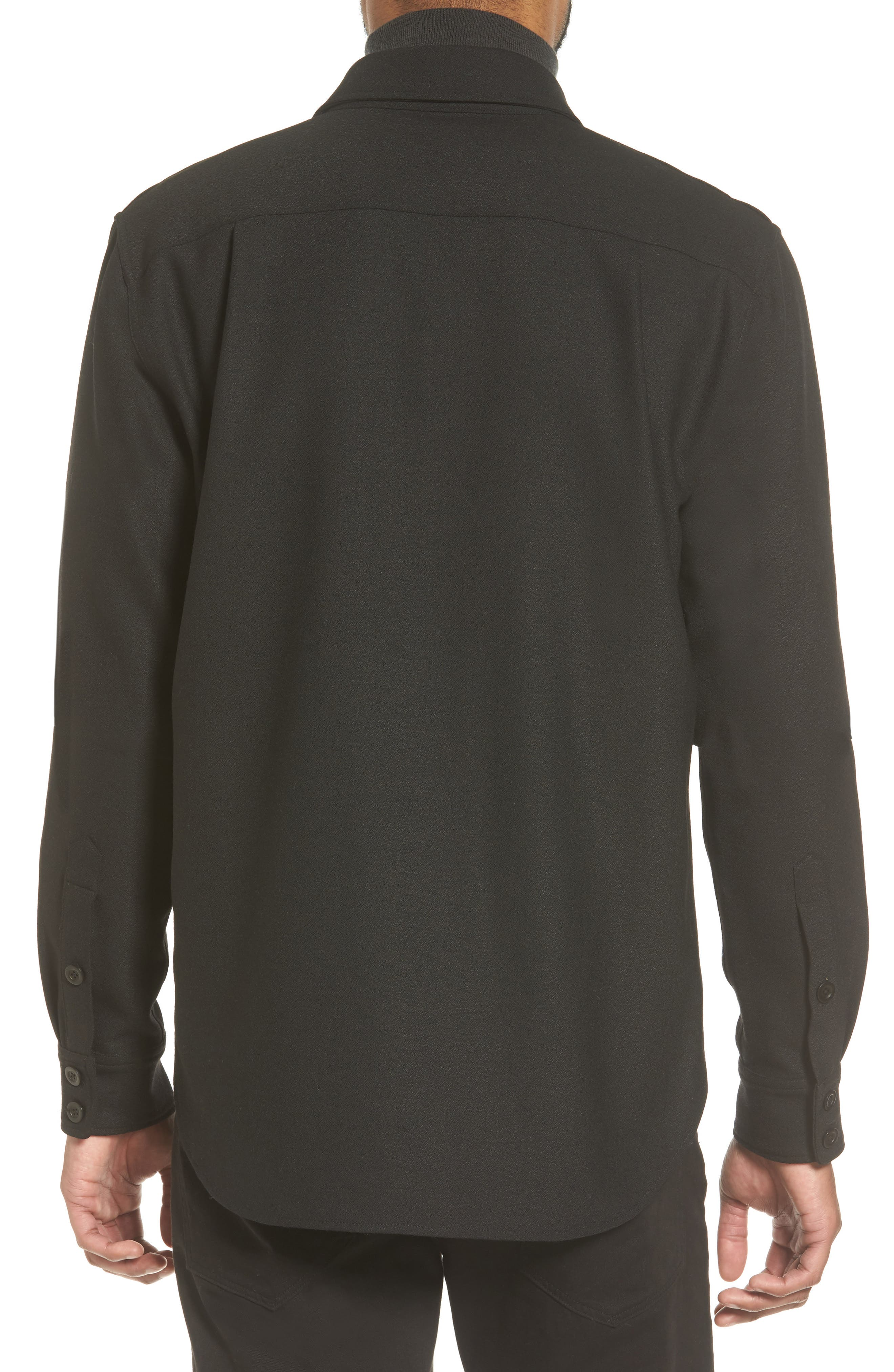 Regular Fit Sport Shirt,                             Alternate thumbnail 3, color,