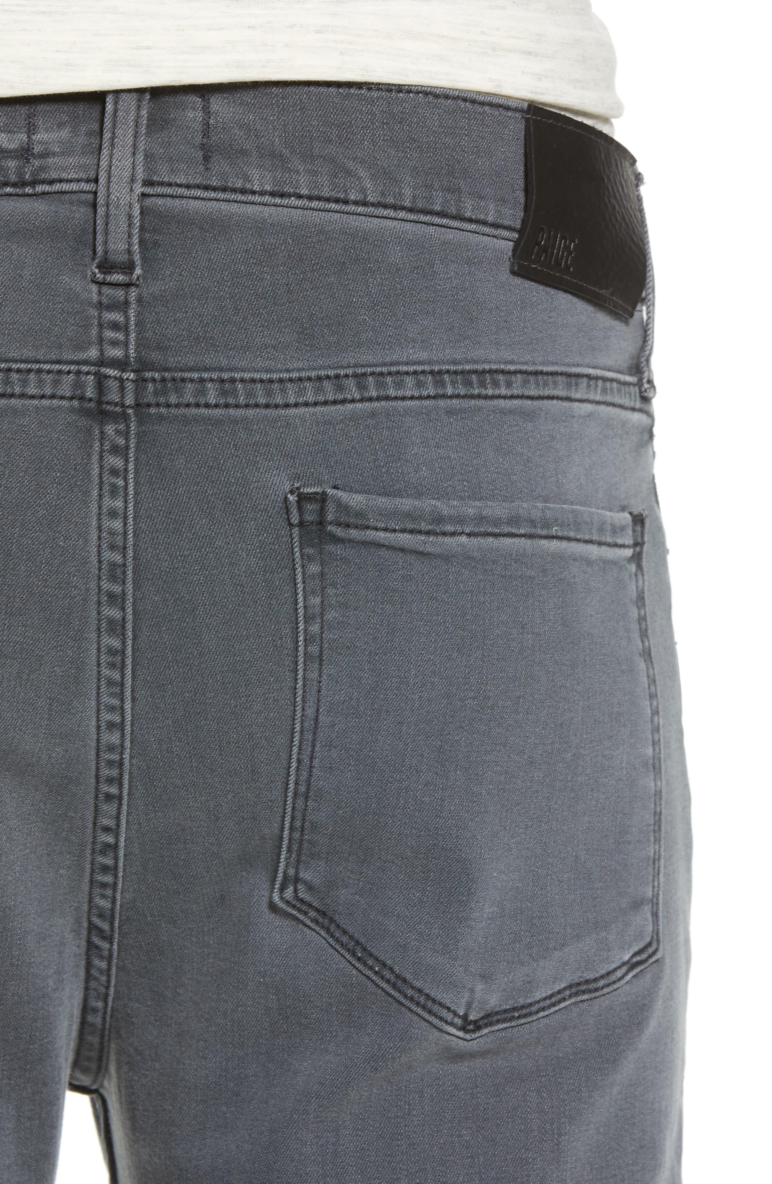 Federal Slim Straight Leg Jeans,                             Alternate thumbnail 4, color,                             020