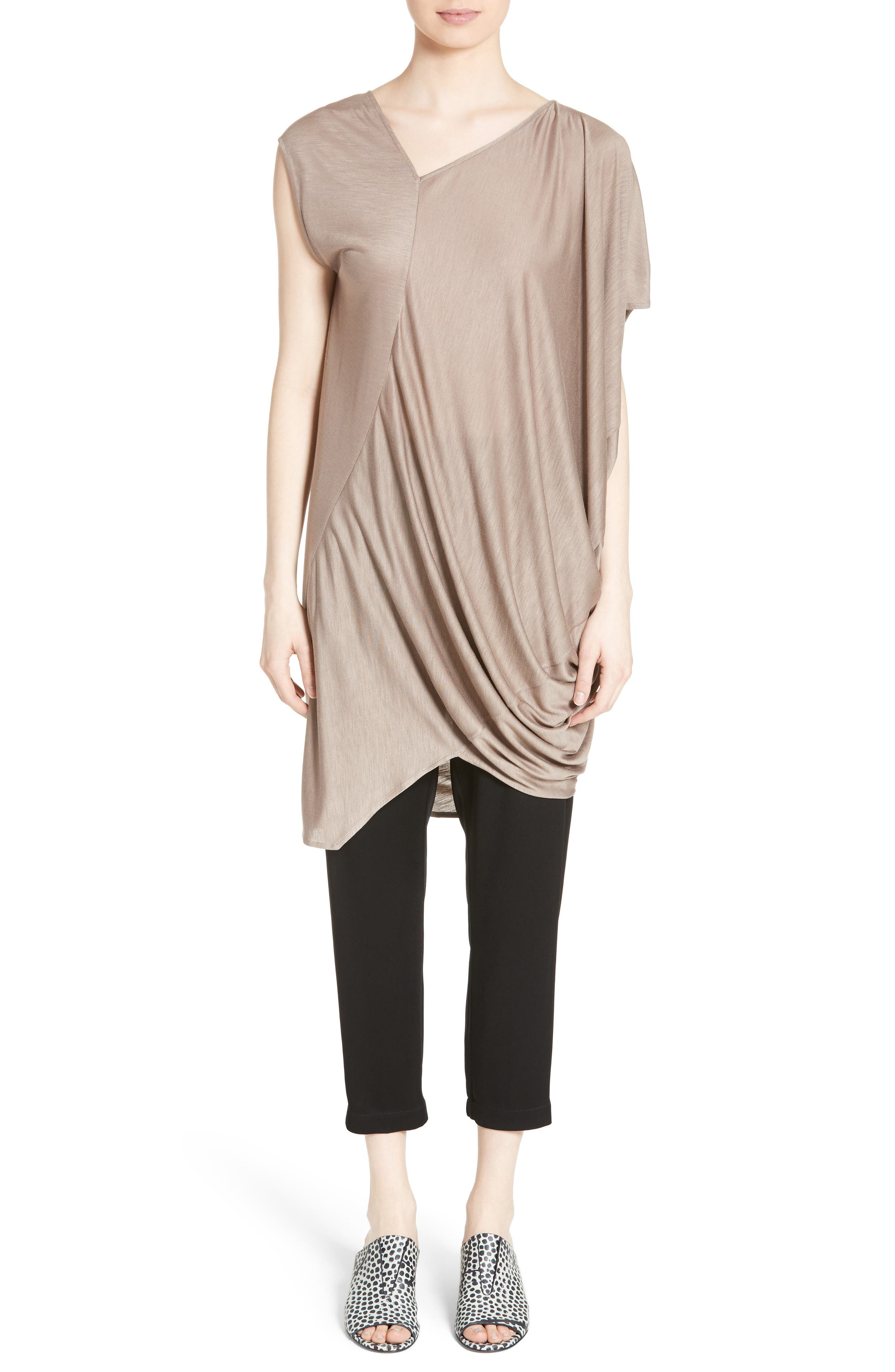 Cade Jersey Tunic,                             Alternate thumbnail 6, color,                             250