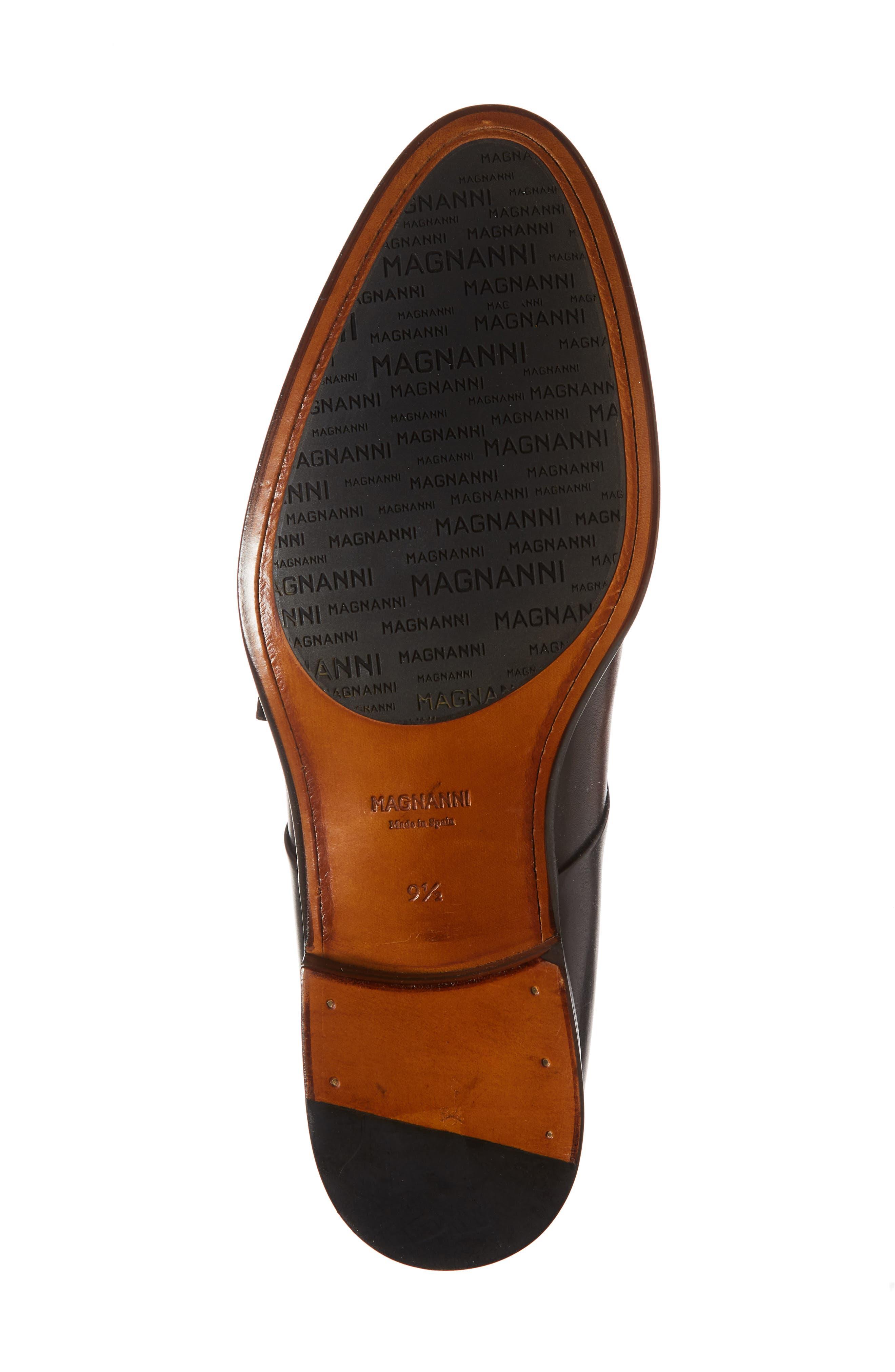 Dionicio Monk Strap Boot,                             Alternate thumbnail 6, color,                             COGNAC LEATHER