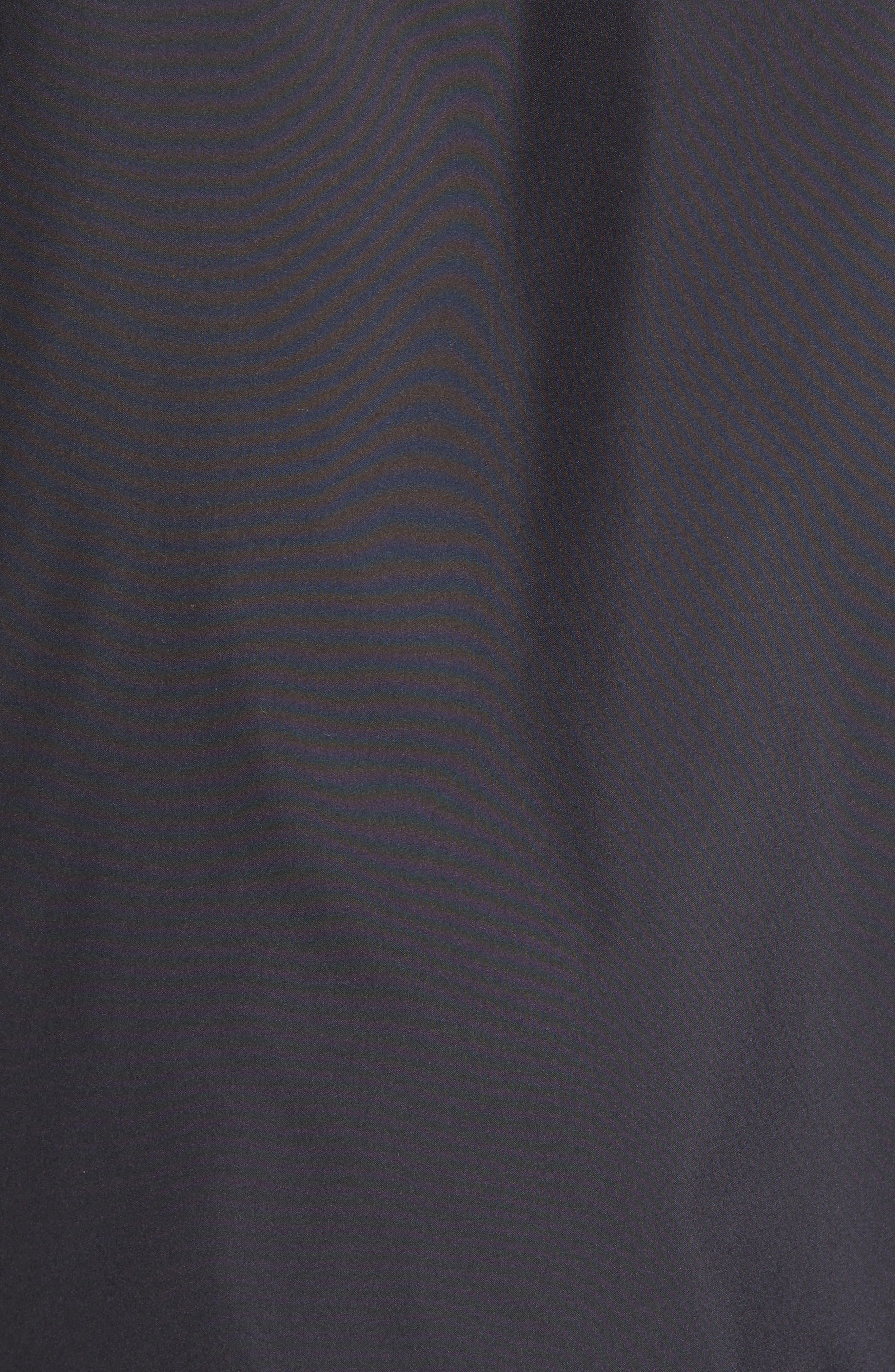 Crankset Regular Fit Jacket,                             Alternate thumbnail 7, color,                             BLACK