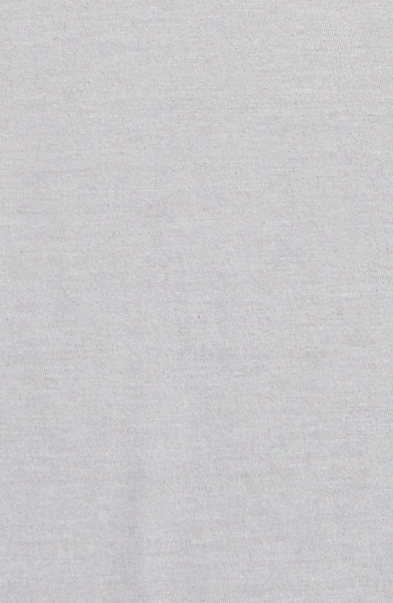 Colorblock Sleeve T-Shirt,                             Alternate thumbnail 3, color,