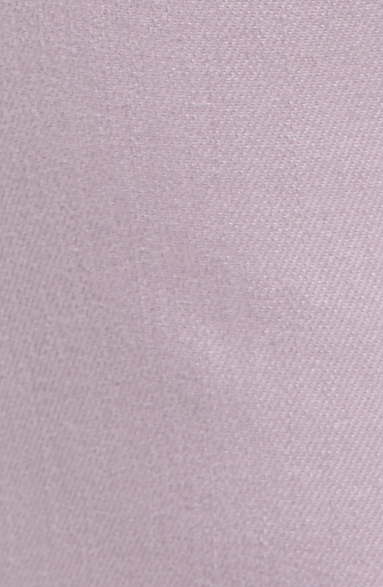 The Prima Crop Cigarette Jeans,                             Alternate thumbnail 6, color,                             554