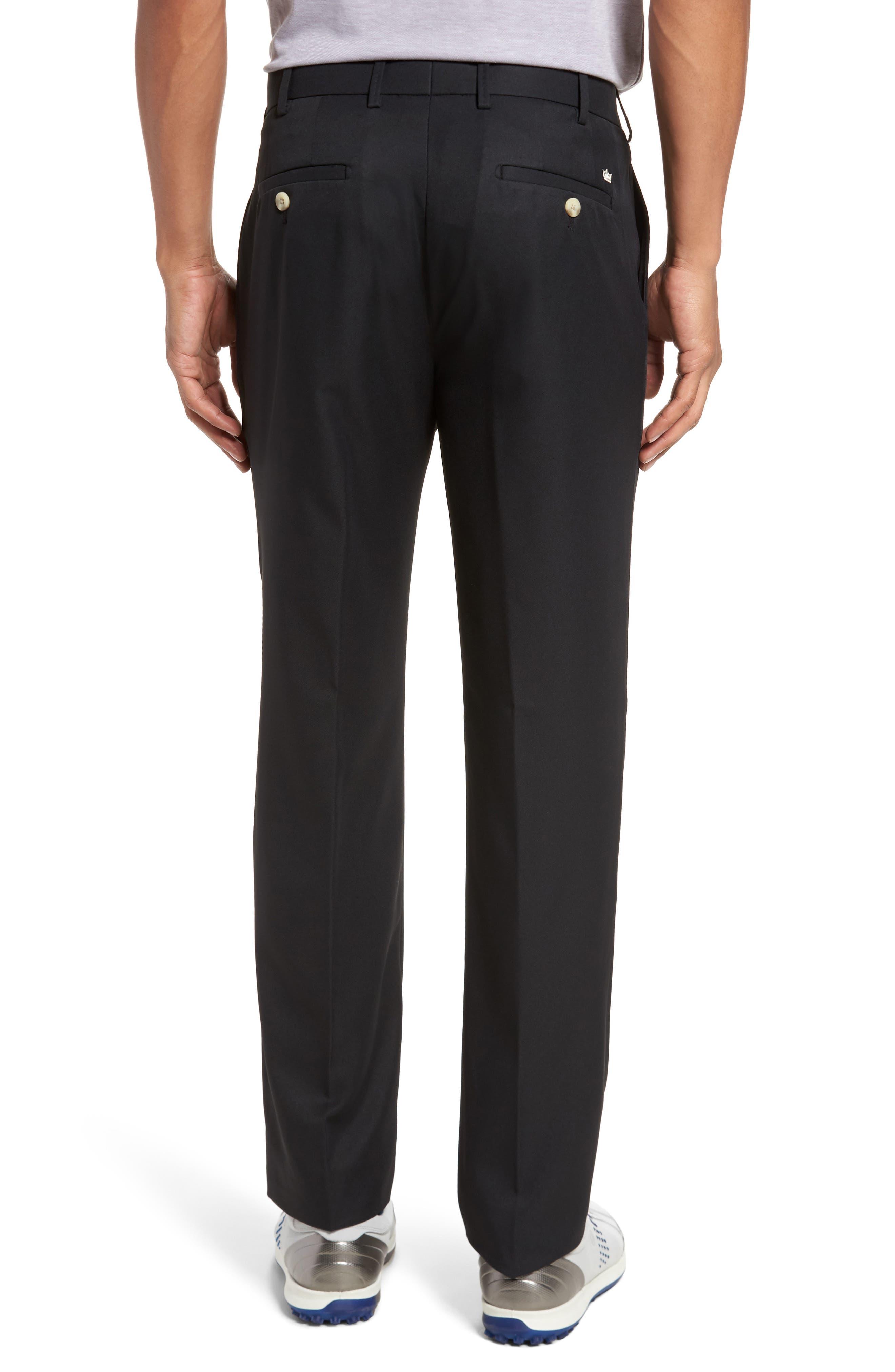 Durham High Drape Performance Pants,                             Alternate thumbnail 2, color,                             001