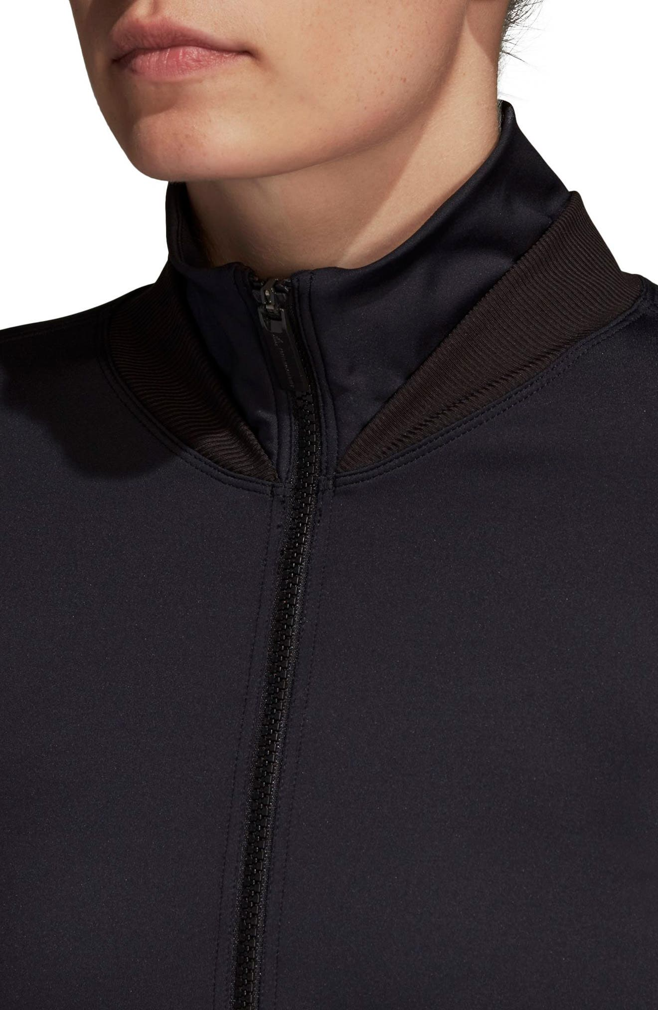 Essential Recycled Polyester Midlayer,                             Alternate thumbnail 5, color,                             001