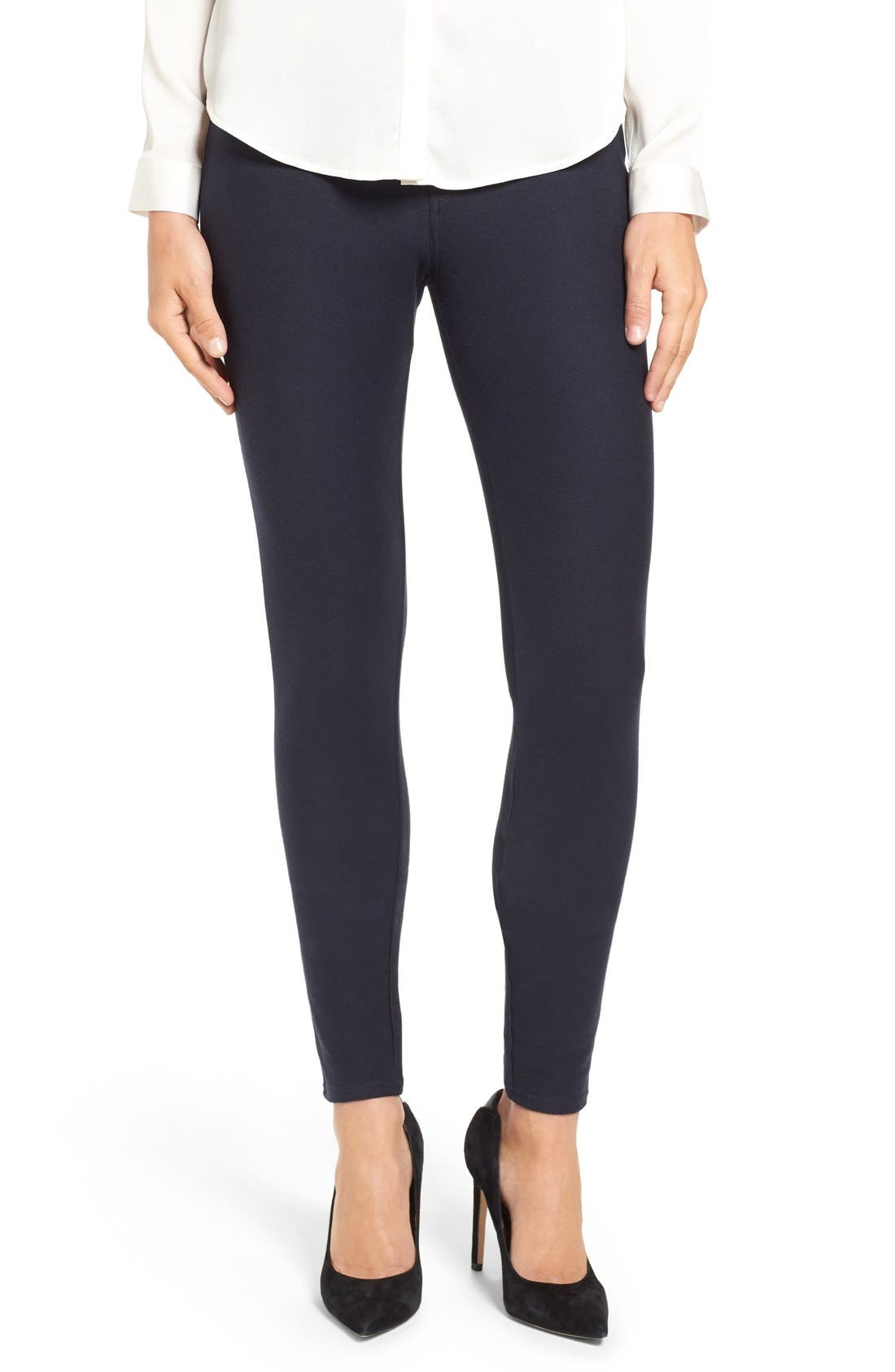 Stretch Twill Leggings,                             Main thumbnail 2, color,