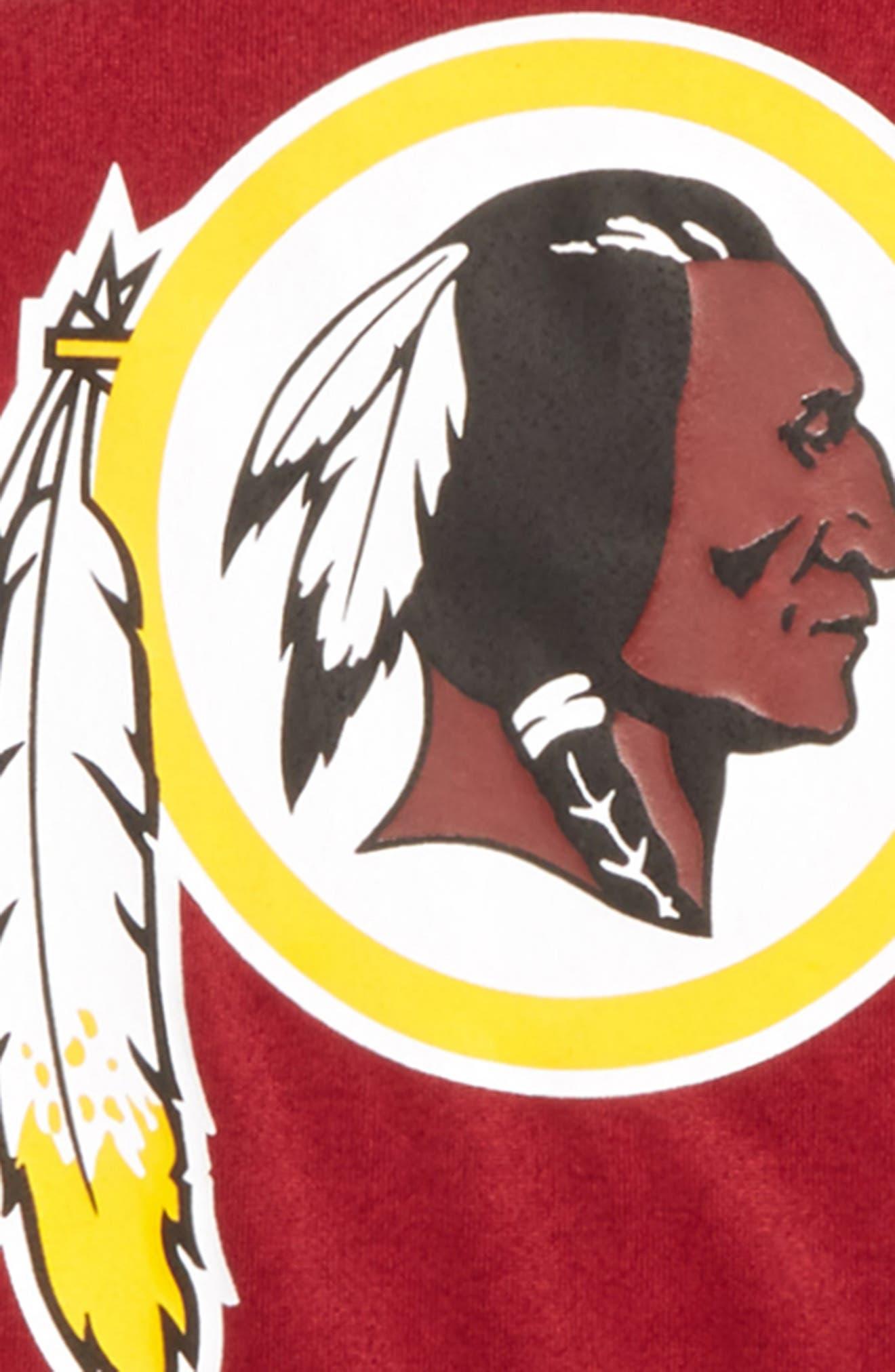 Nike NFL Logo - Washington DC Dry T-Shirt,                             Alternate thumbnail 2, color,