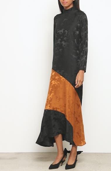 Silk Jacquard Dress, video thumbnail