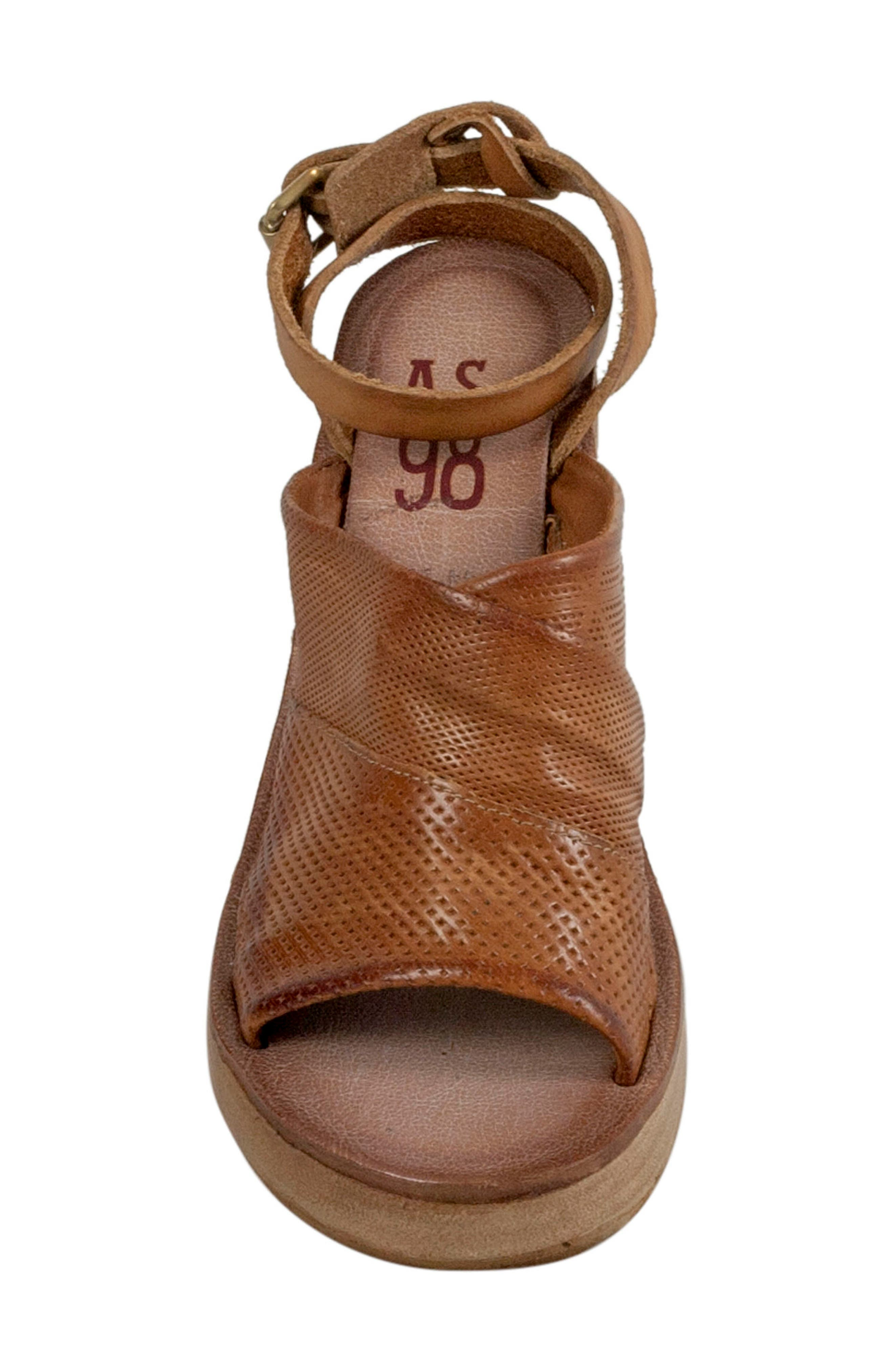 Niall Platform Wedge Sandal,                             Alternate thumbnail 10, color,