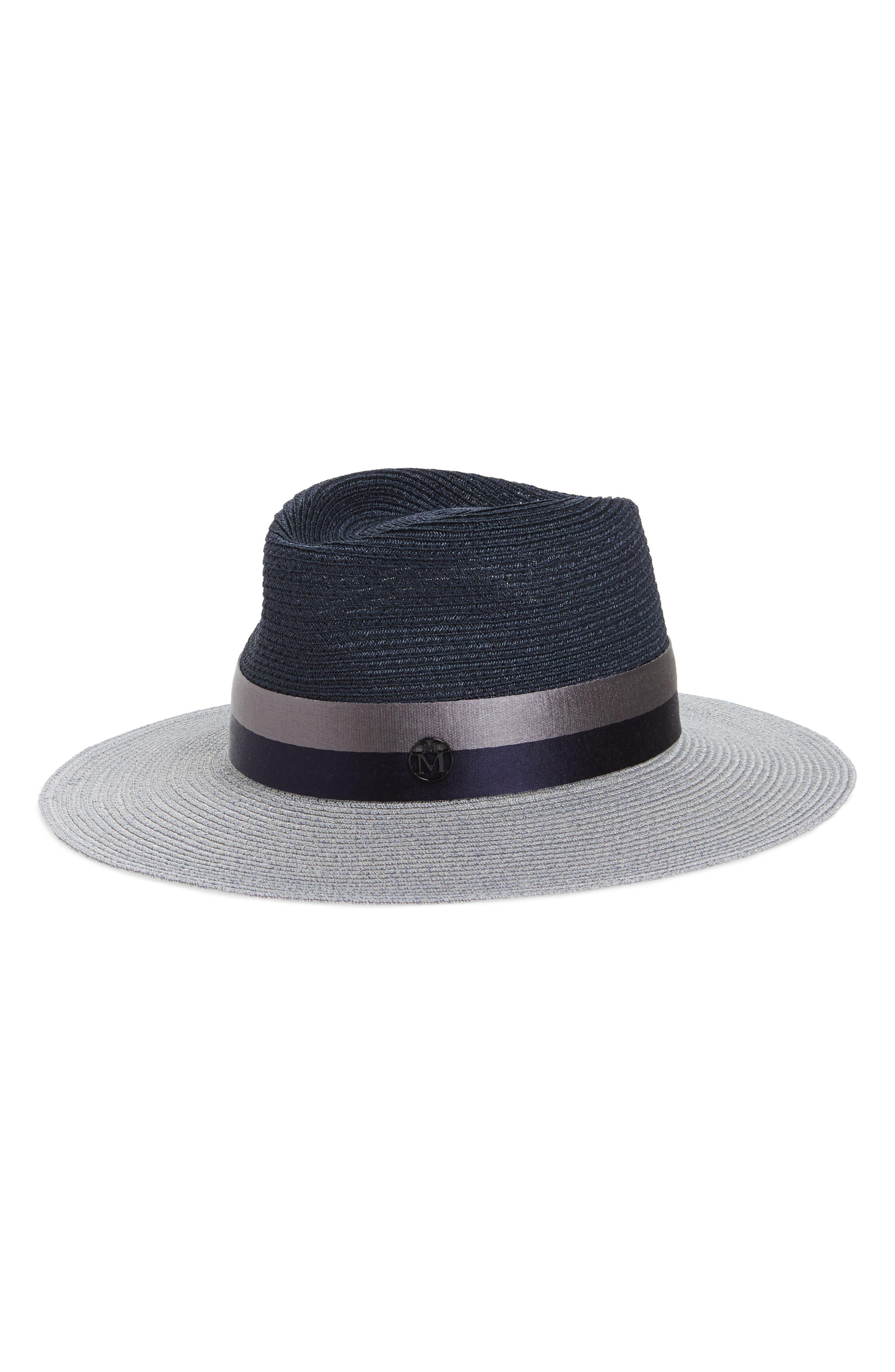 Virginie Fur Felt Hat,                             Main thumbnail 1, color,