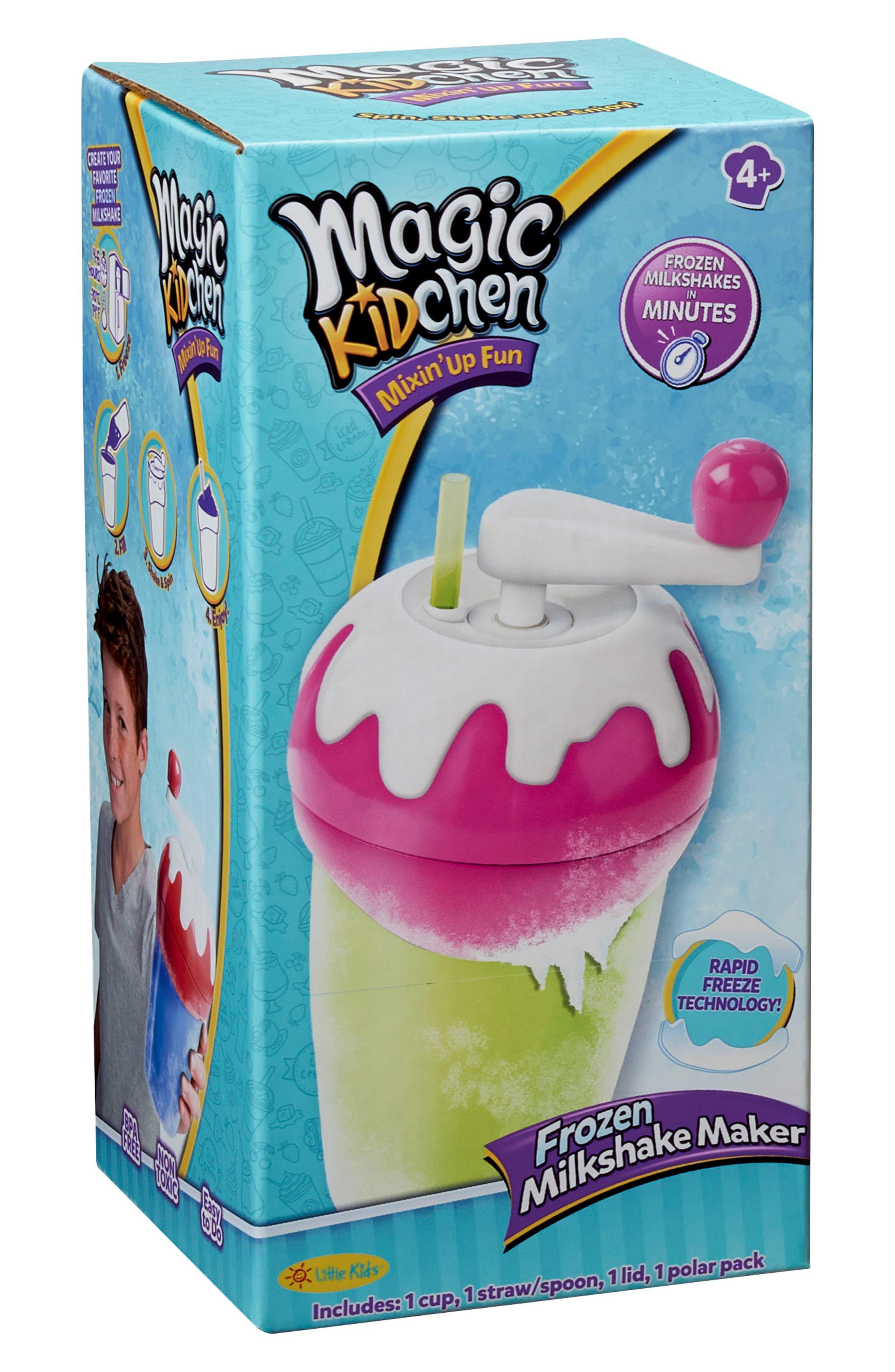 Magic Kidchen Frozen Milkshake Maker,                         Main,                         color, MULTI