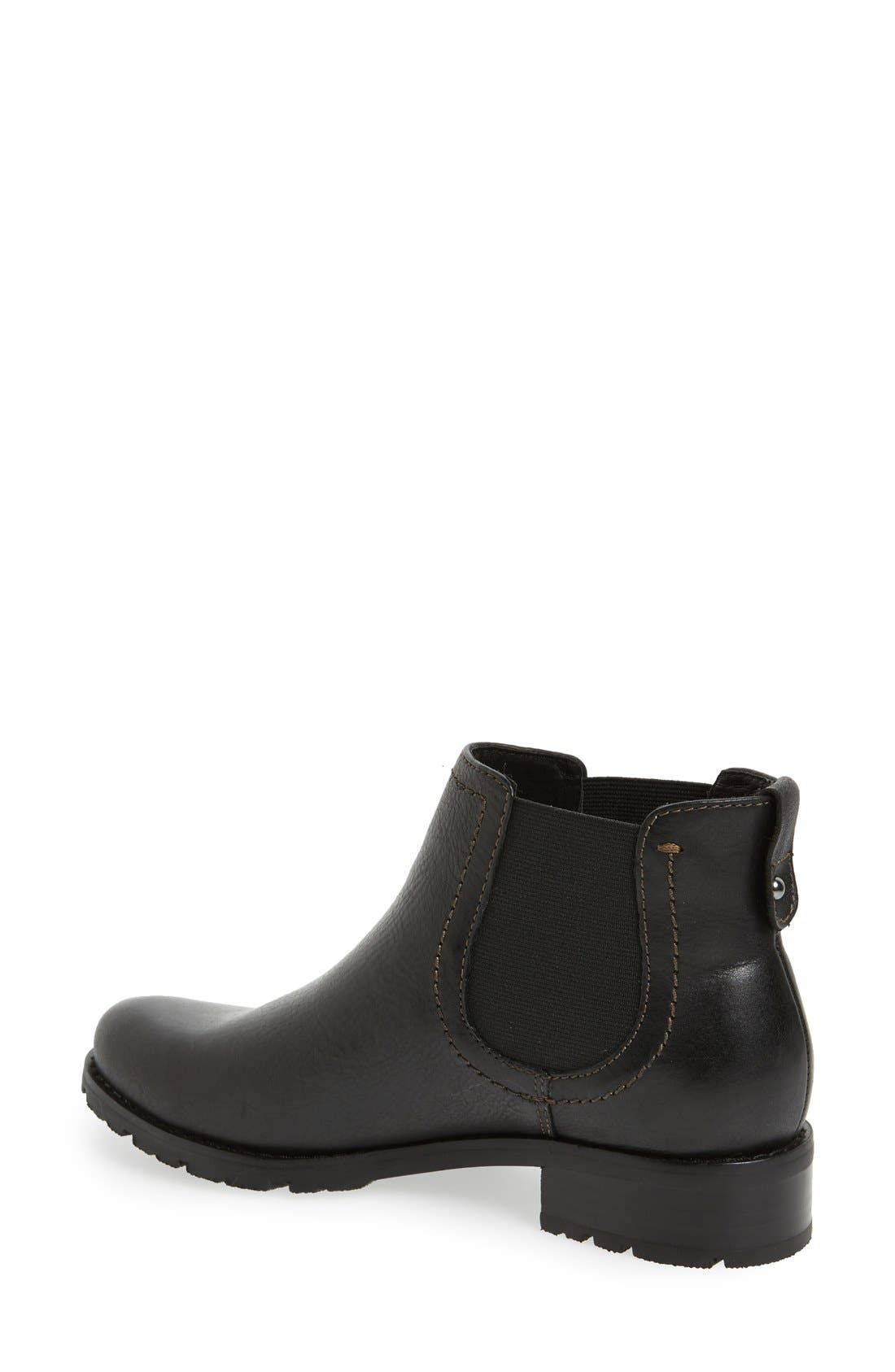 'Selby' Chelsea Bootie,                             Alternate thumbnail 10, color,