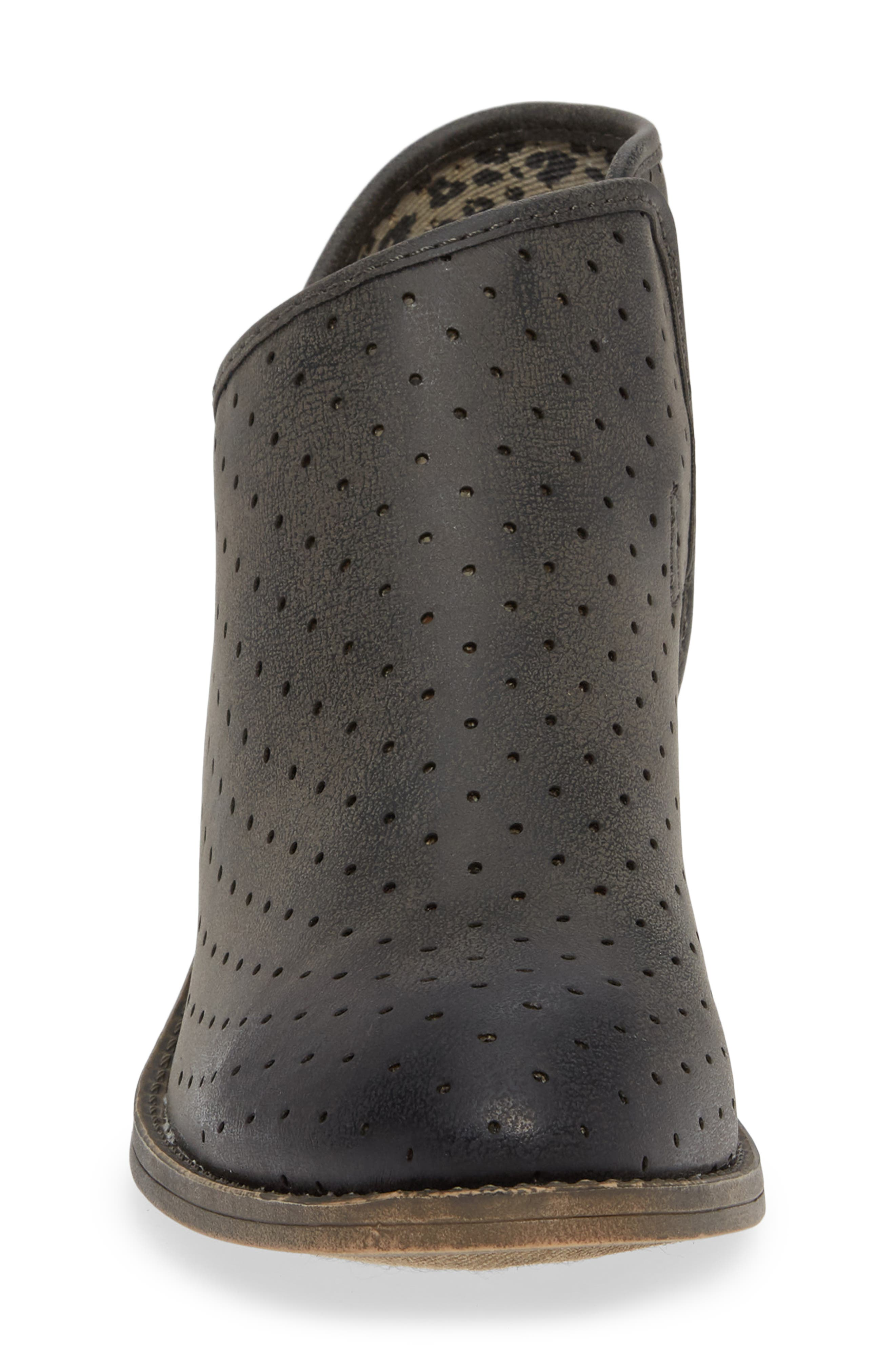 Sunbeams Perforated Bootie,                             Alternate thumbnail 4, color,                             025