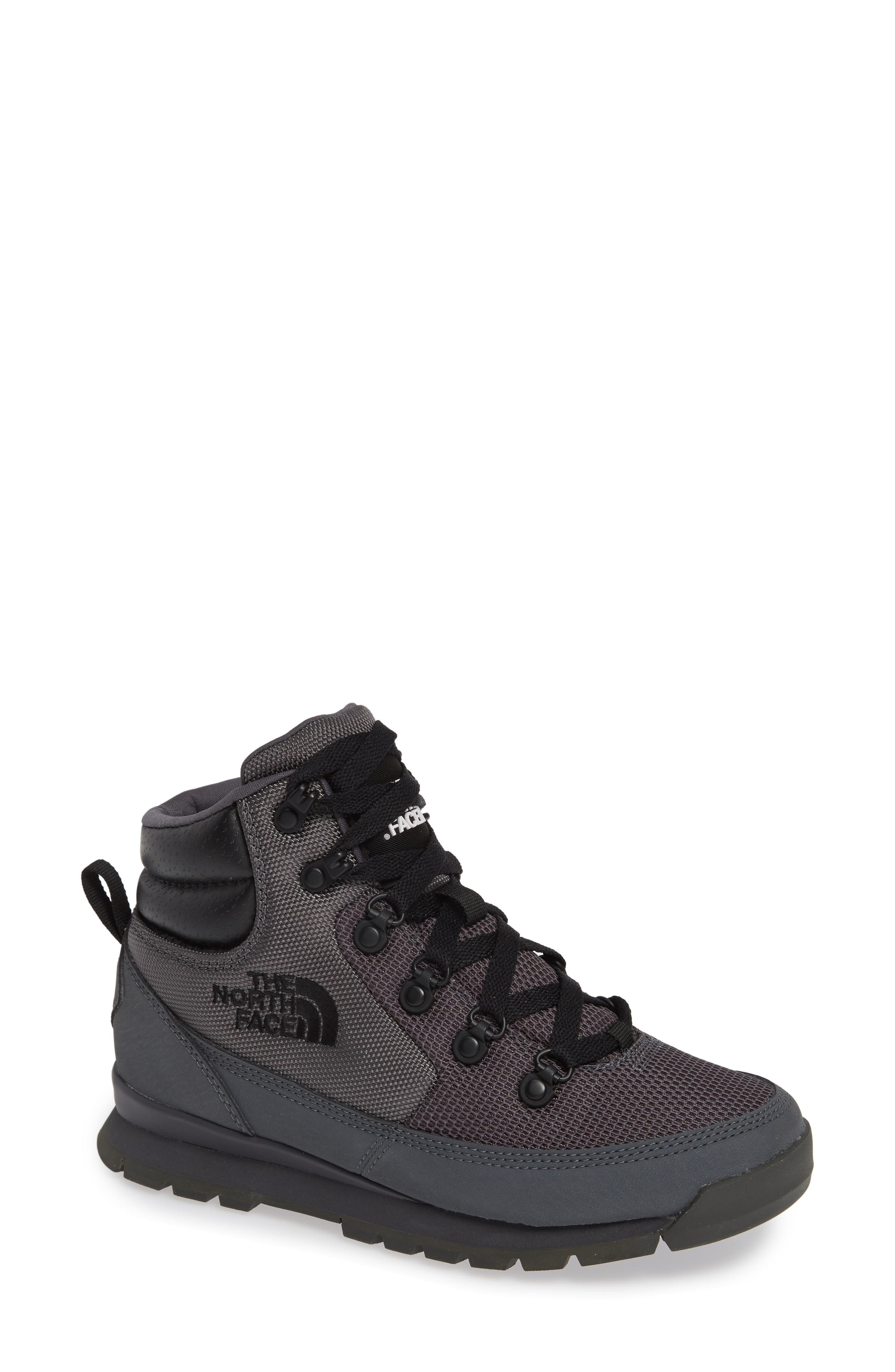 The North Face Back To Berkeley Redux Waterproof Boot- Black