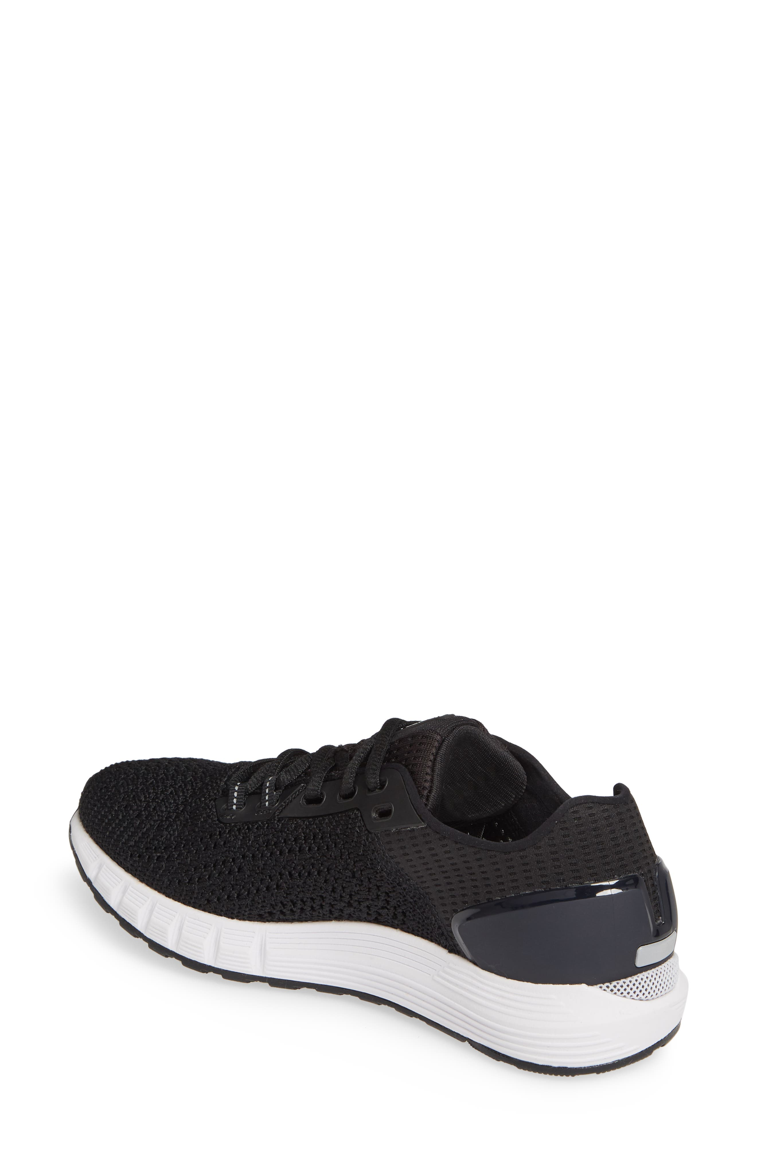 HOVR<sup>™</sup> Sonic 2 Connected Running Shoe,                             Alternate thumbnail 2, color,                             BLACK/ WHITE/ WHITE