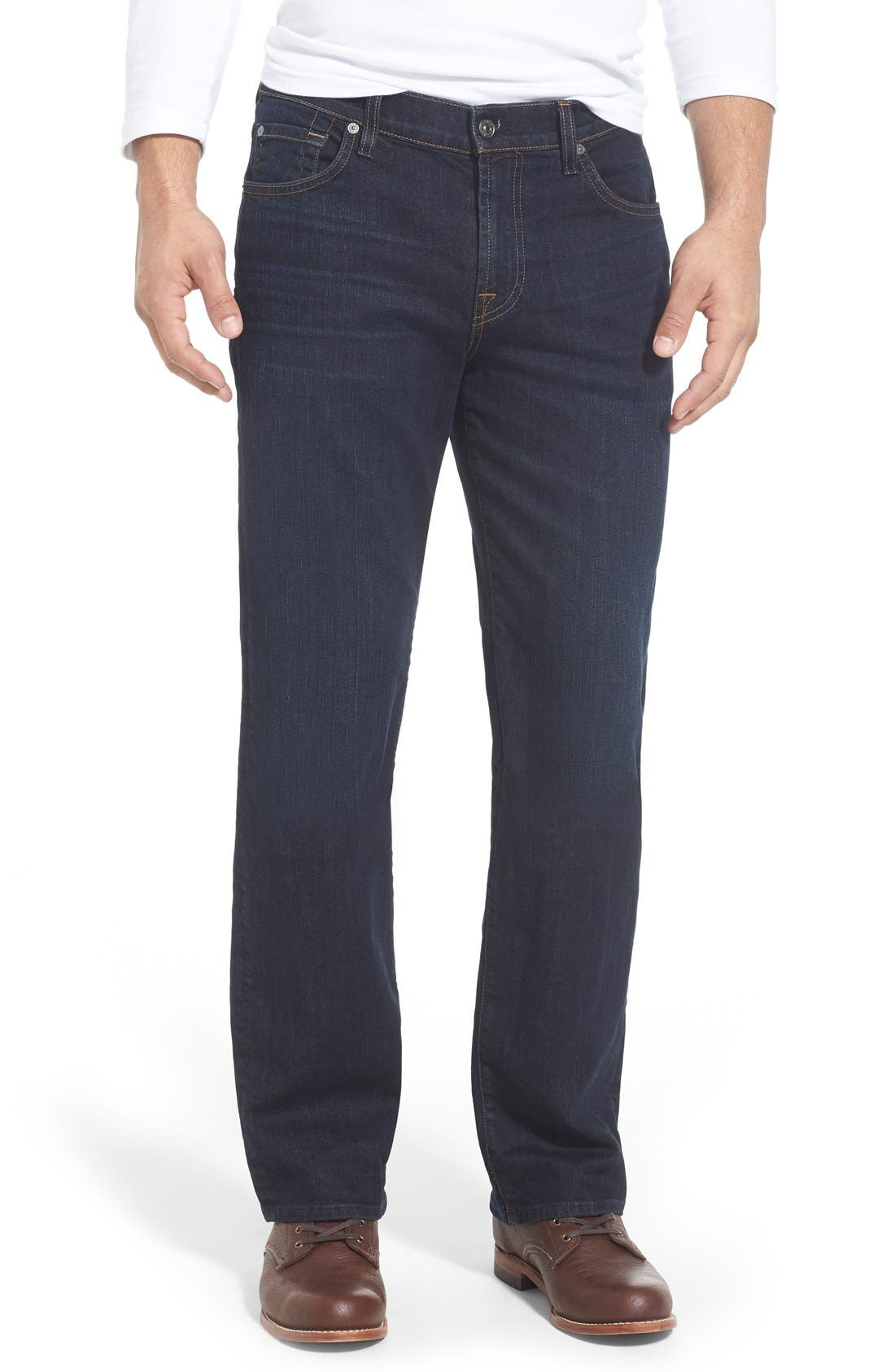 'Austyn- LuxePerformance' Relaxed Fit Jeans,                             Main thumbnail 2, color,