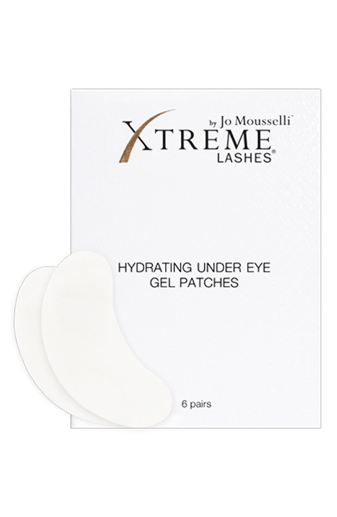 Hydrating Under Eye Gel Patches,                             Main thumbnail 1, color,