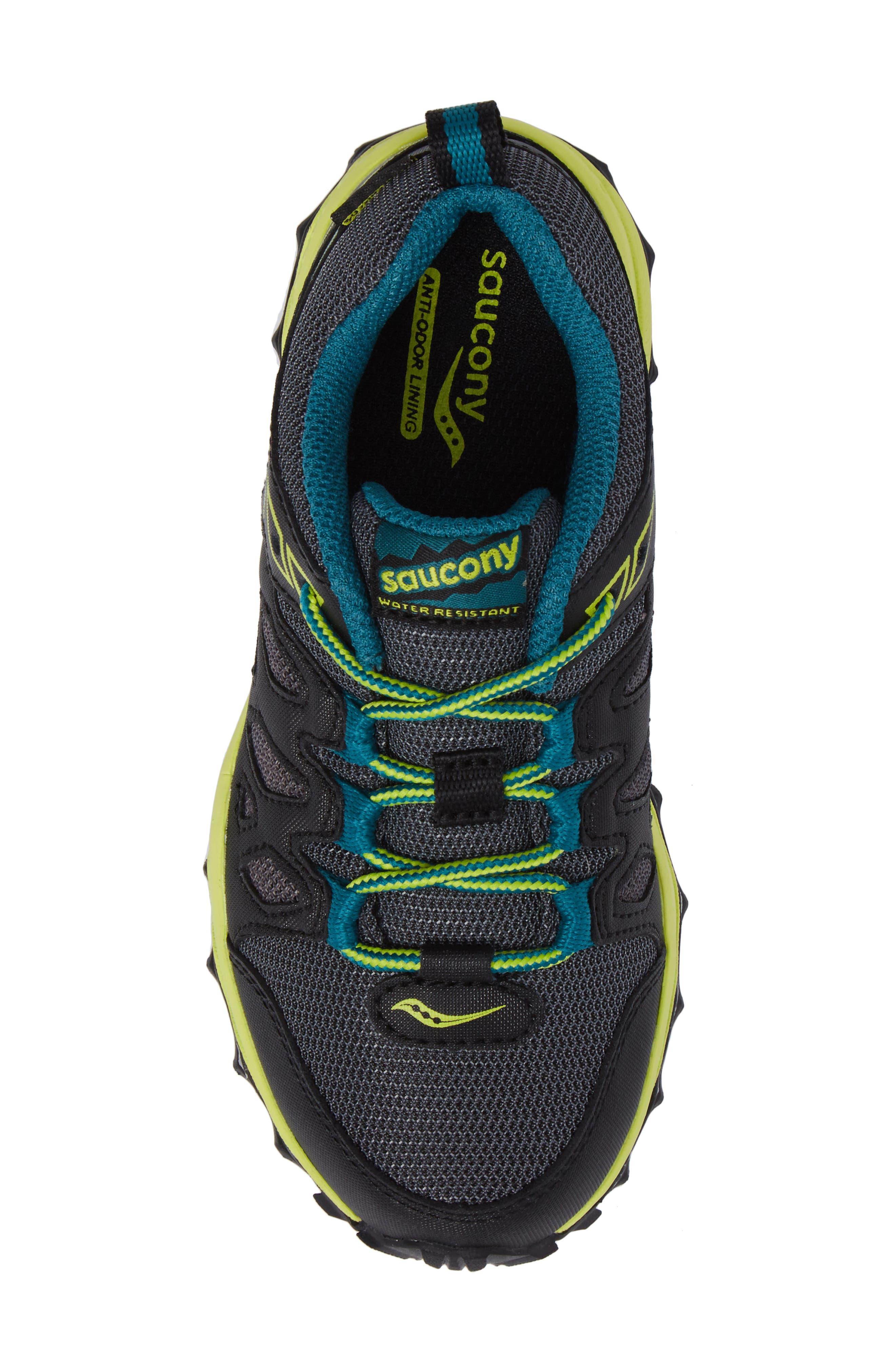 Peregrine Shield Water-Resistant Sneaker,                             Alternate thumbnail 5, color,