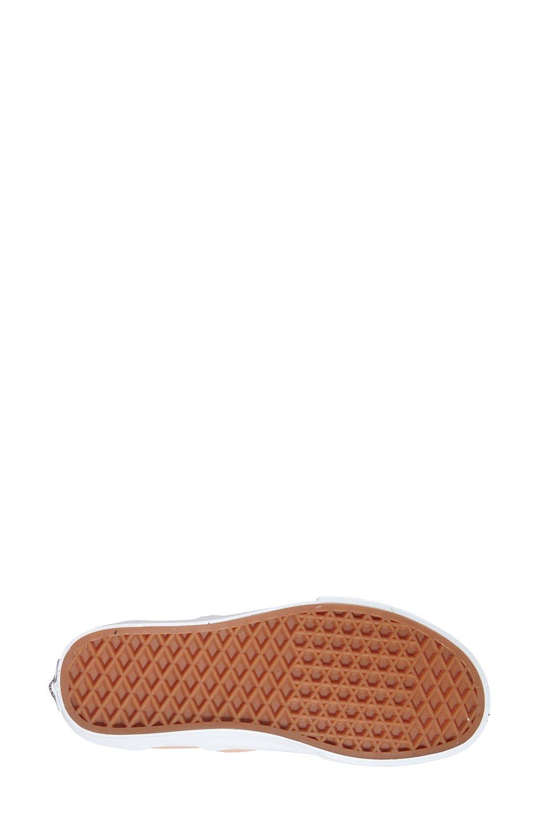 Classic Slip-On Sneaker,                             Alternate thumbnail 355, color,