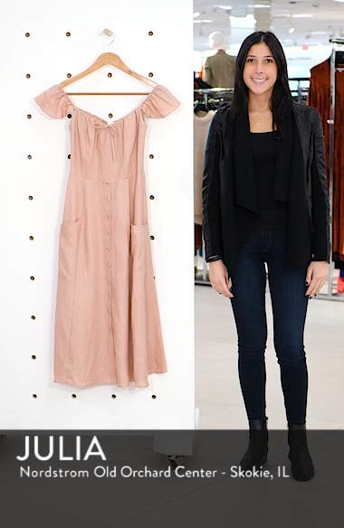 Francis Prairie A-Line Dress, sales video thumbnail