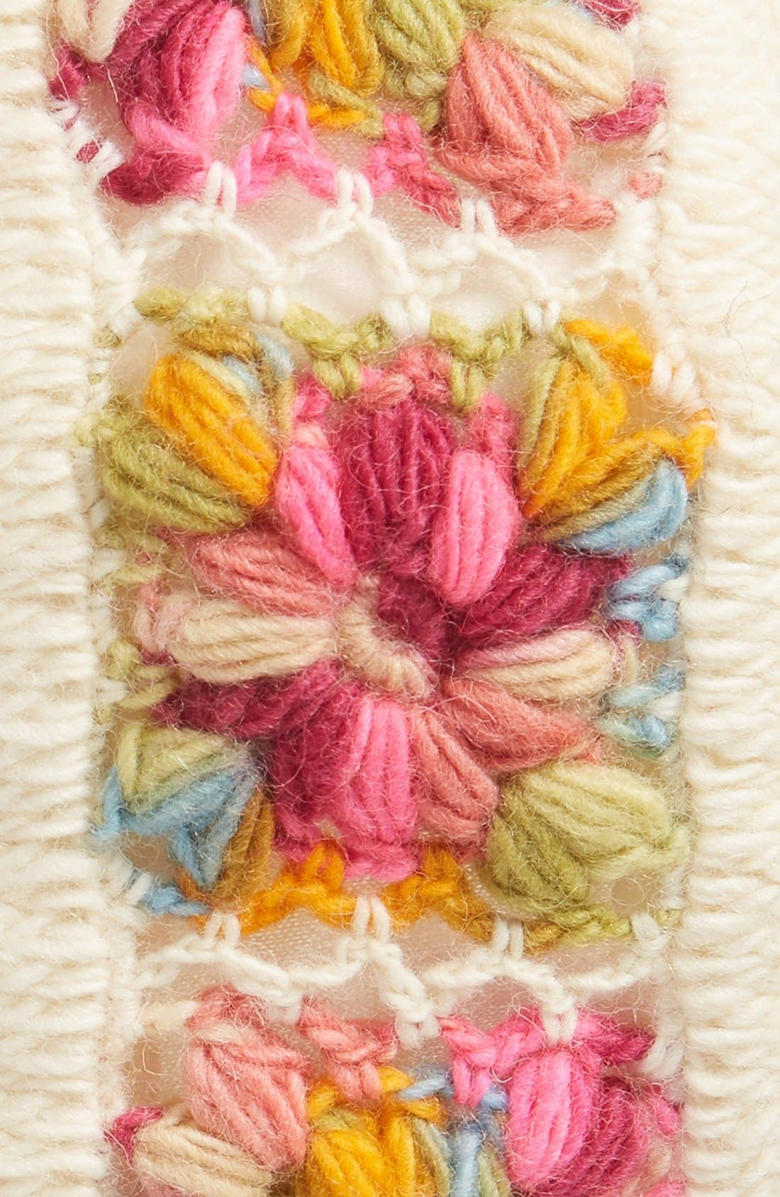 Crochet Ear Warmer Headband,                             Alternate thumbnail 17, color,