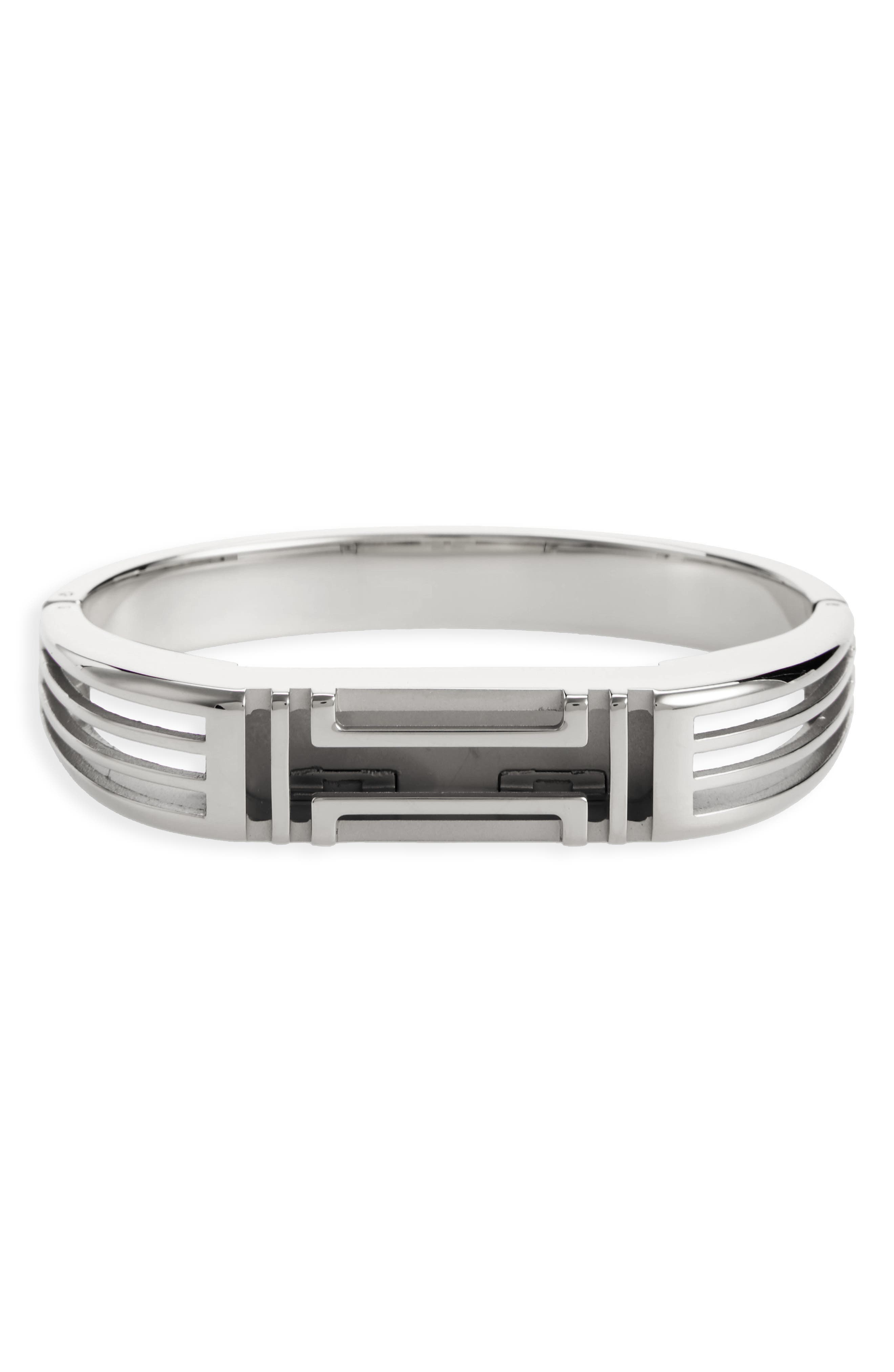for Fitbit<sup>®</sup> Hinge Bracelet,                         Main,                         color, 040