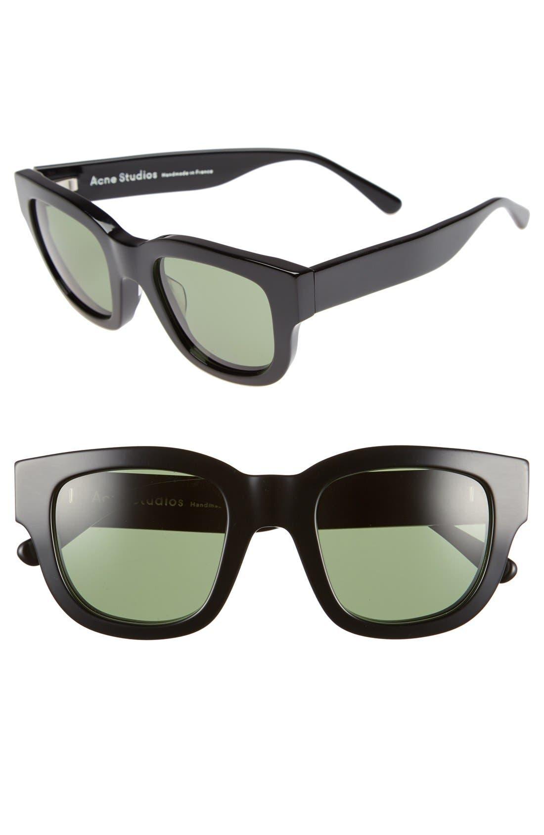 Frame 46mm Sunglasses,                             Main thumbnail 1, color,                             001