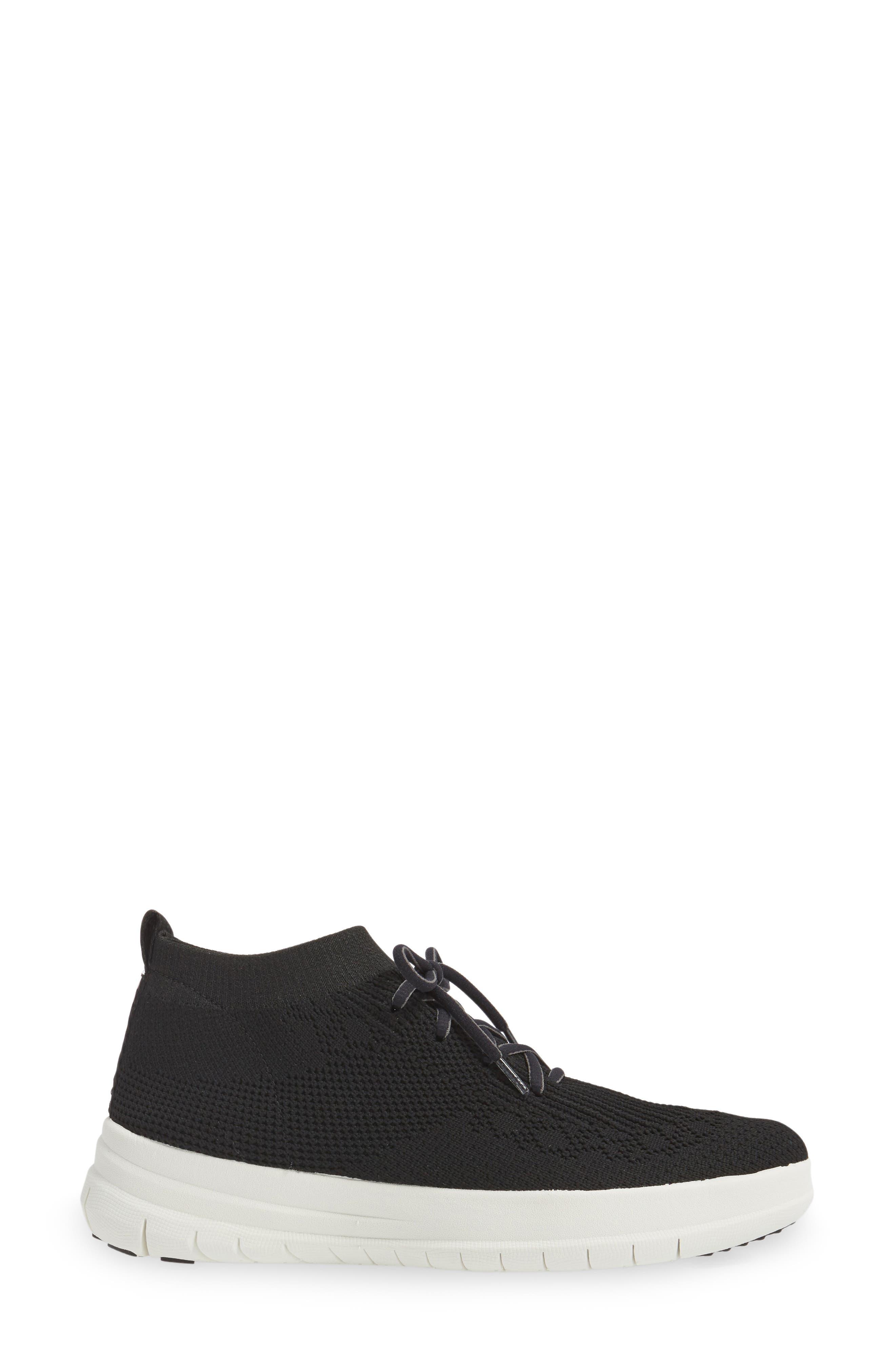 Überknit High Top Sneaker,                             Alternate thumbnail 14, color,