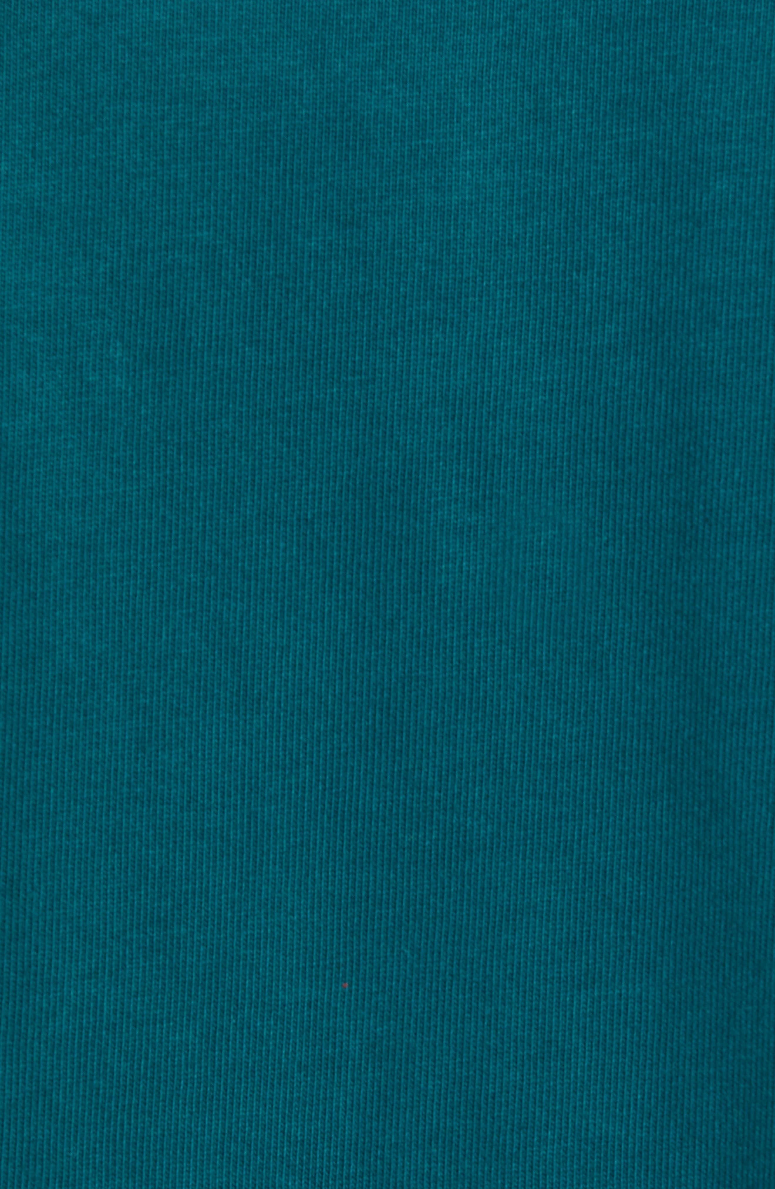 Hero Long Sleeve Polo,                             Alternate thumbnail 5, color,                             DARK TEAL