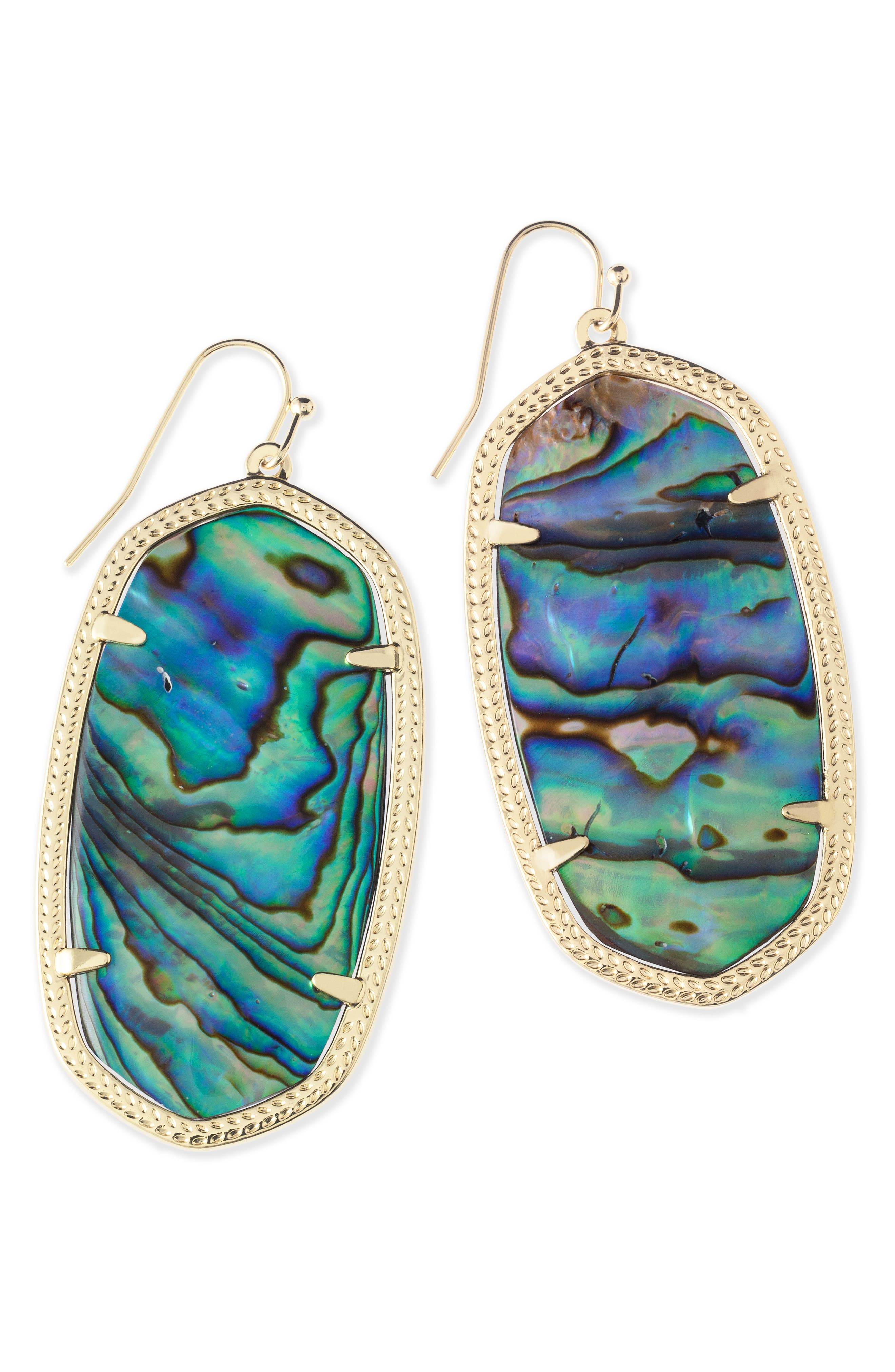 Danielle - Large Oval Statement Earrings,                             Alternate thumbnail 101, color,