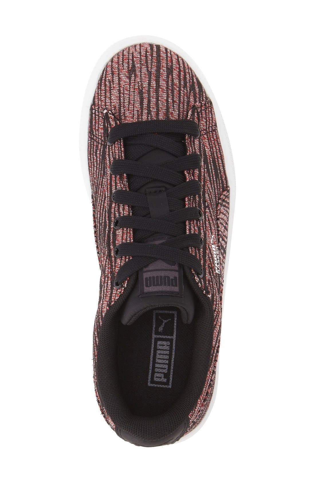 'Basket Tiger' Sneaker,                             Alternate thumbnail 8, color,
