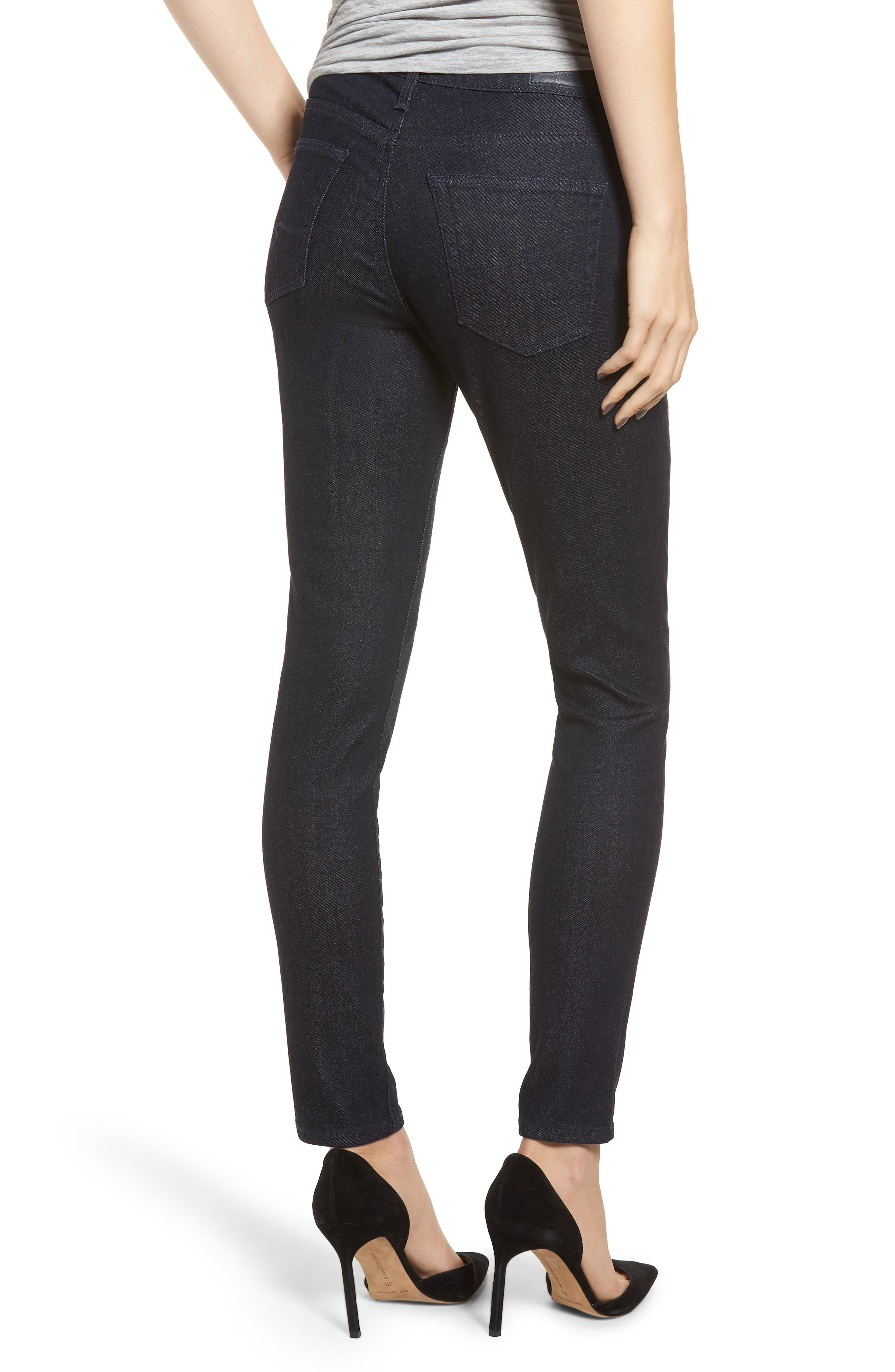 The Legging Ankle Super Skinny Jeans,                             Alternate thumbnail 23, color,