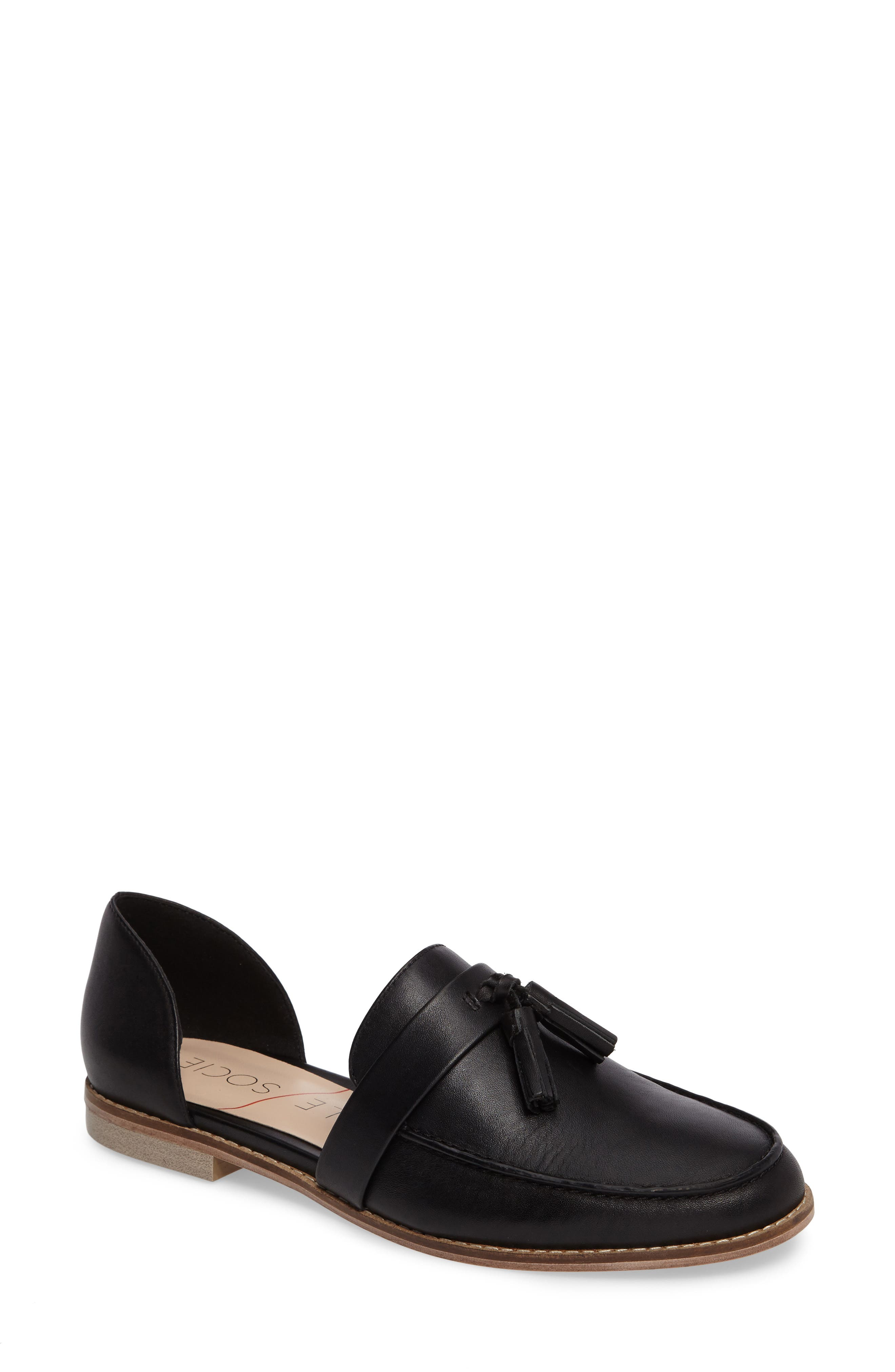 Blair d'Orsay Loafer,                         Main,                         color, 001