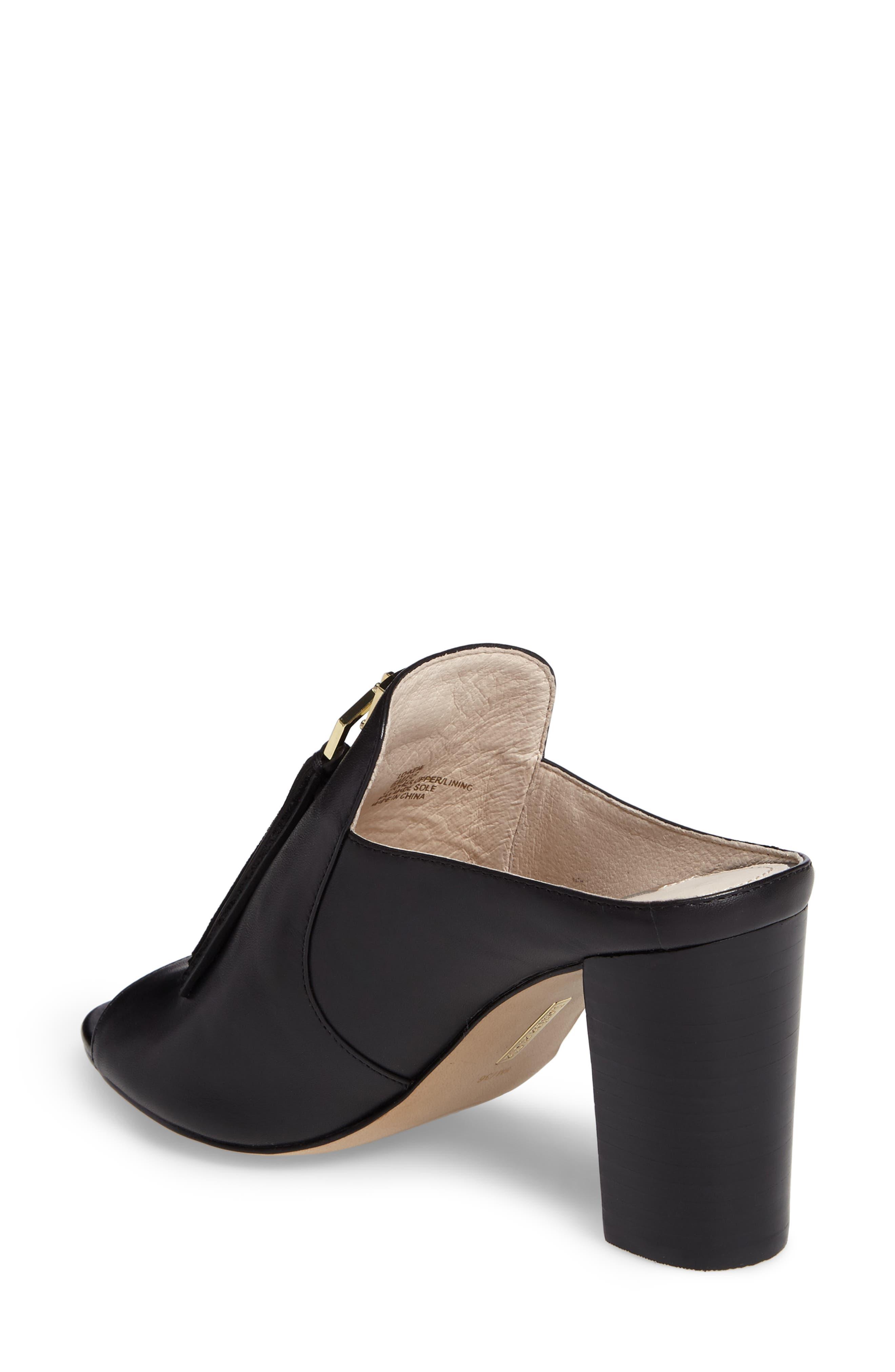 Kemi Block Heel Sandal,                             Alternate thumbnail 2, color,                             001