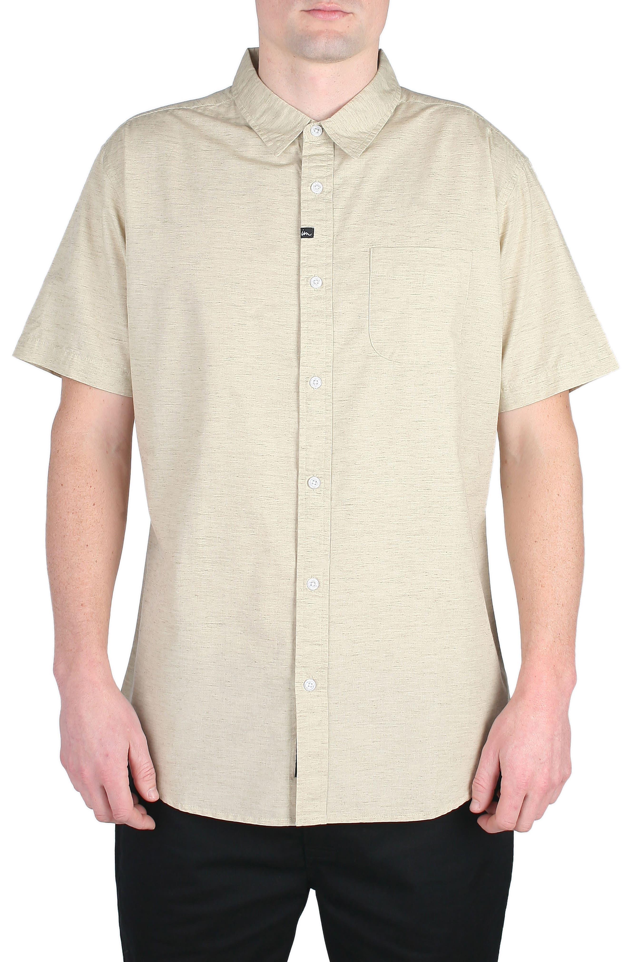 Triumph Woven Shirt,                         Main,                         color, 250