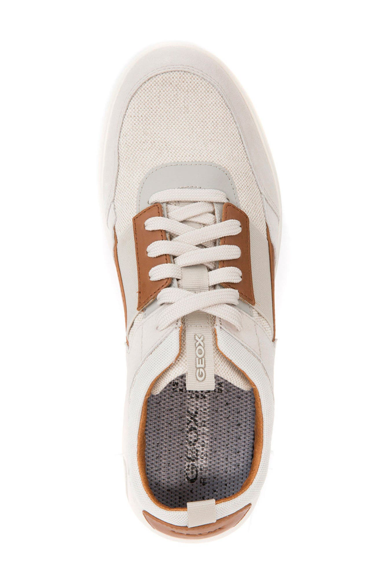 Traccia 7 Sneaker,                             Alternate thumbnail 5, color,                             PAPYRUS