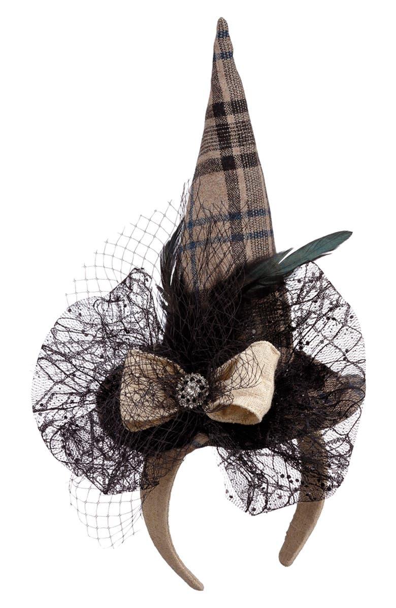 ALLSTATE Witch Hat Fascinator  982528a975b