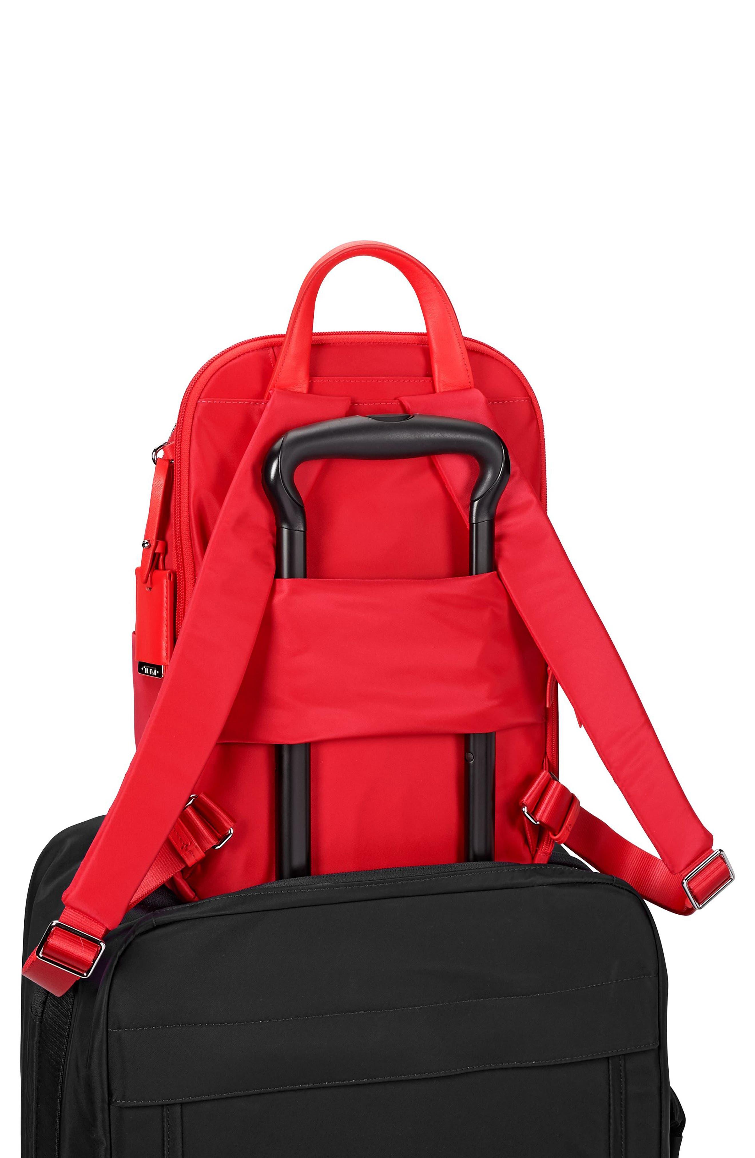 Voyageur - Small Daniella Nylon Backpack,                             Alternate thumbnail 2, color,                             650