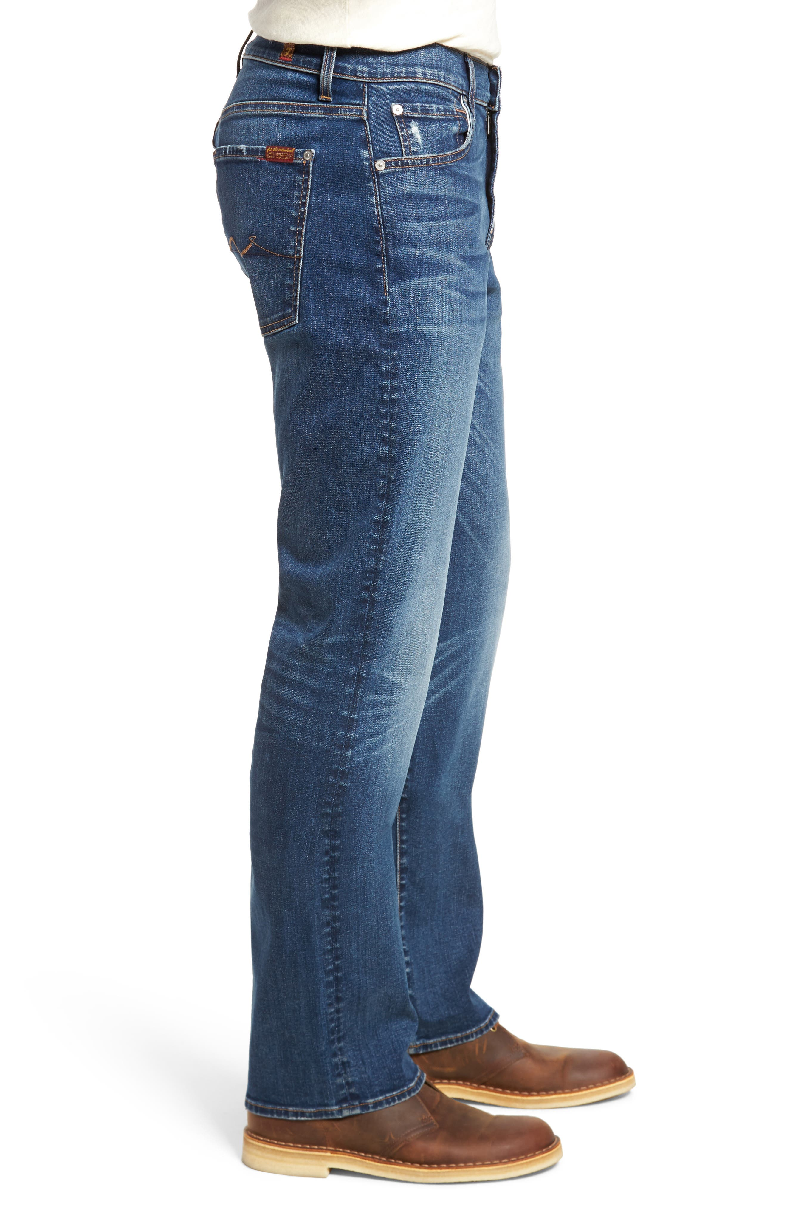 Luxe Performance - Austyn Relaxed Fit Jeans,                             Alternate thumbnail 3, color,