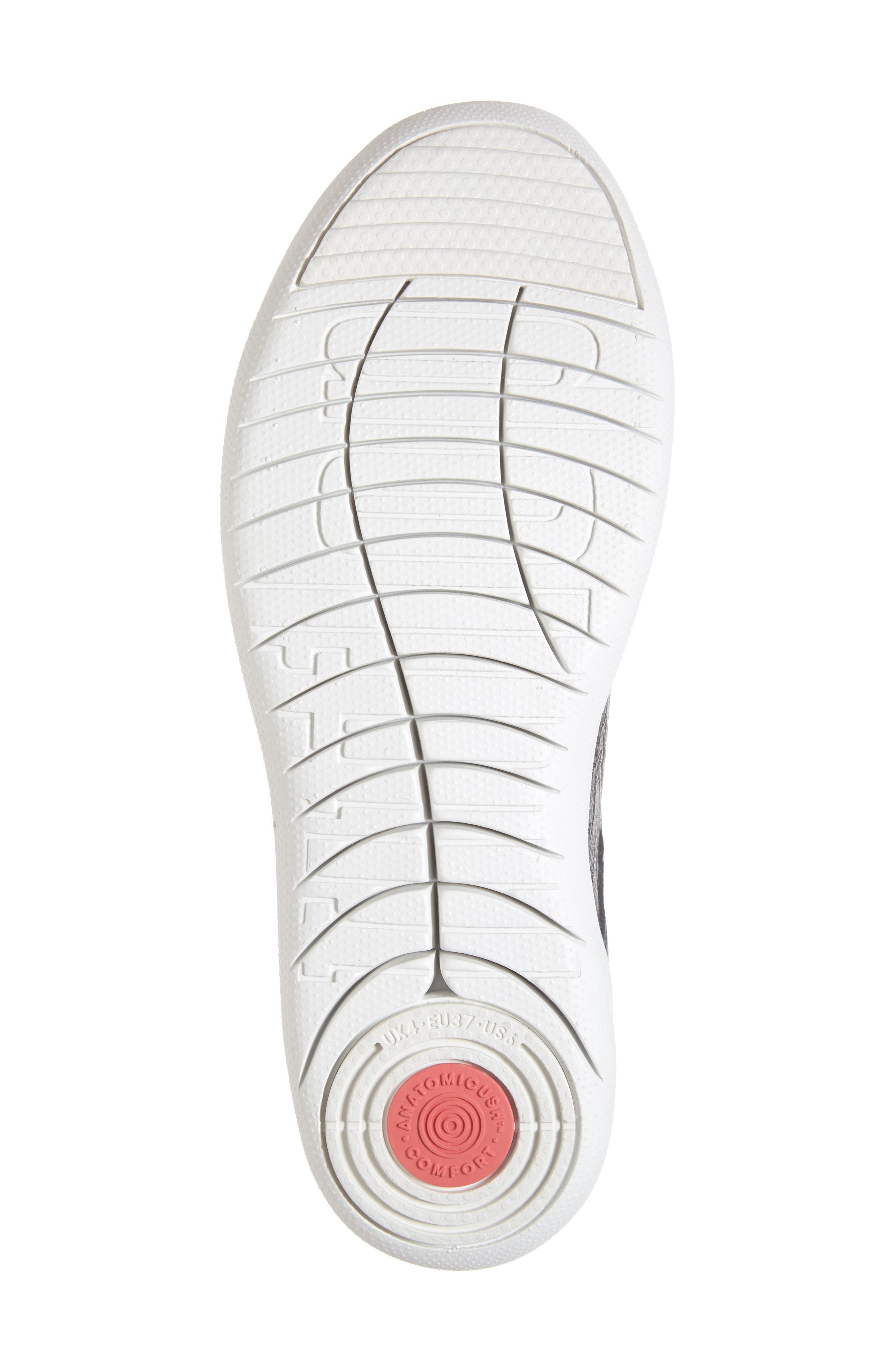 FITFLOP,                             F-Sporty II Sneaker,                             Alternate thumbnail 6, color,                             001