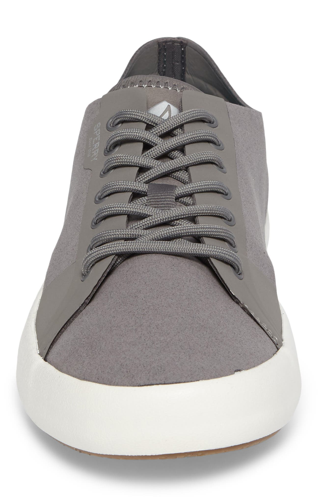 Flex Deck LTT Sneaker,                             Alternate thumbnail 4, color,                             GREY