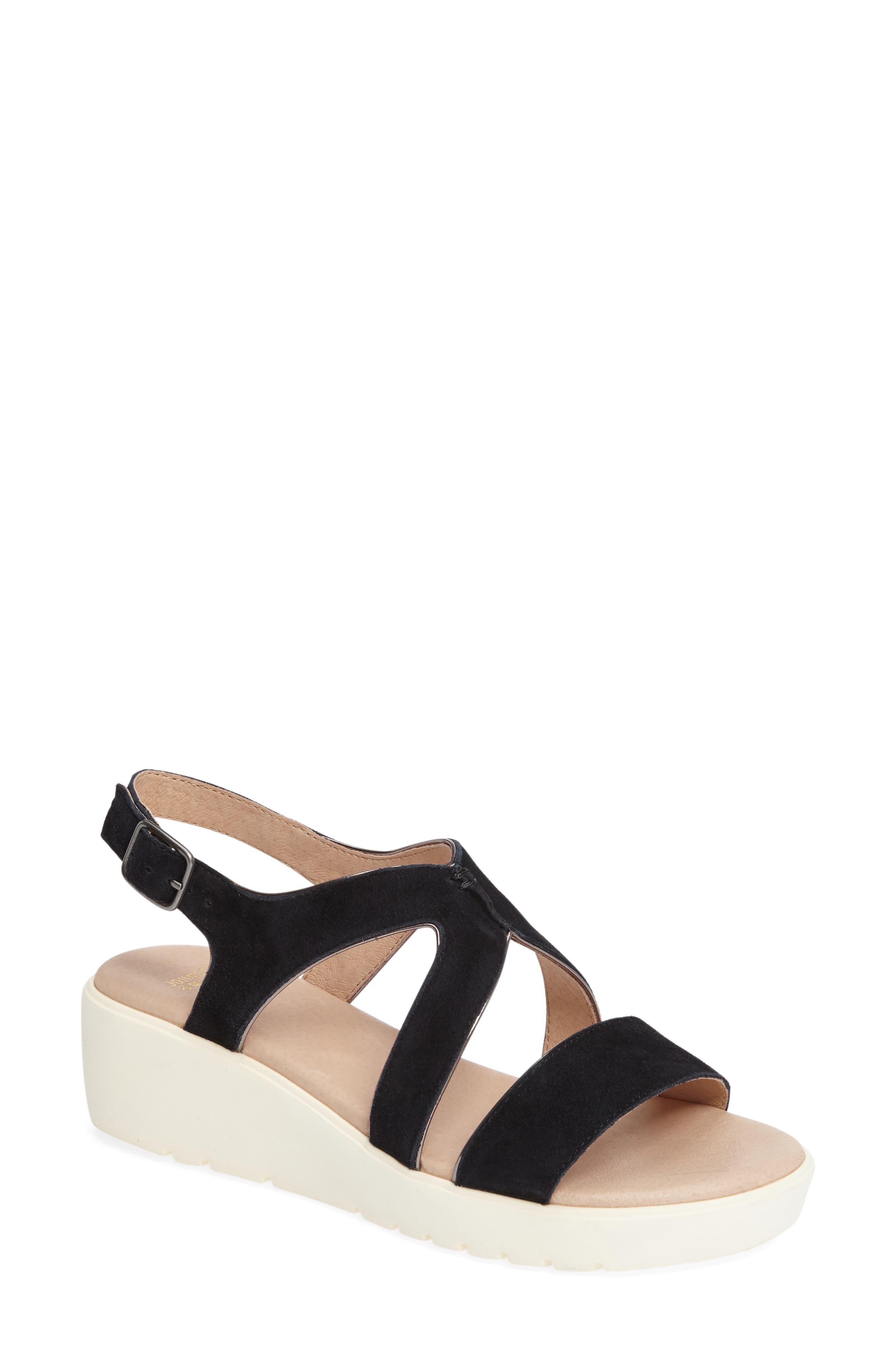 Cora Sport Sandal,                         Main,                         color, 001