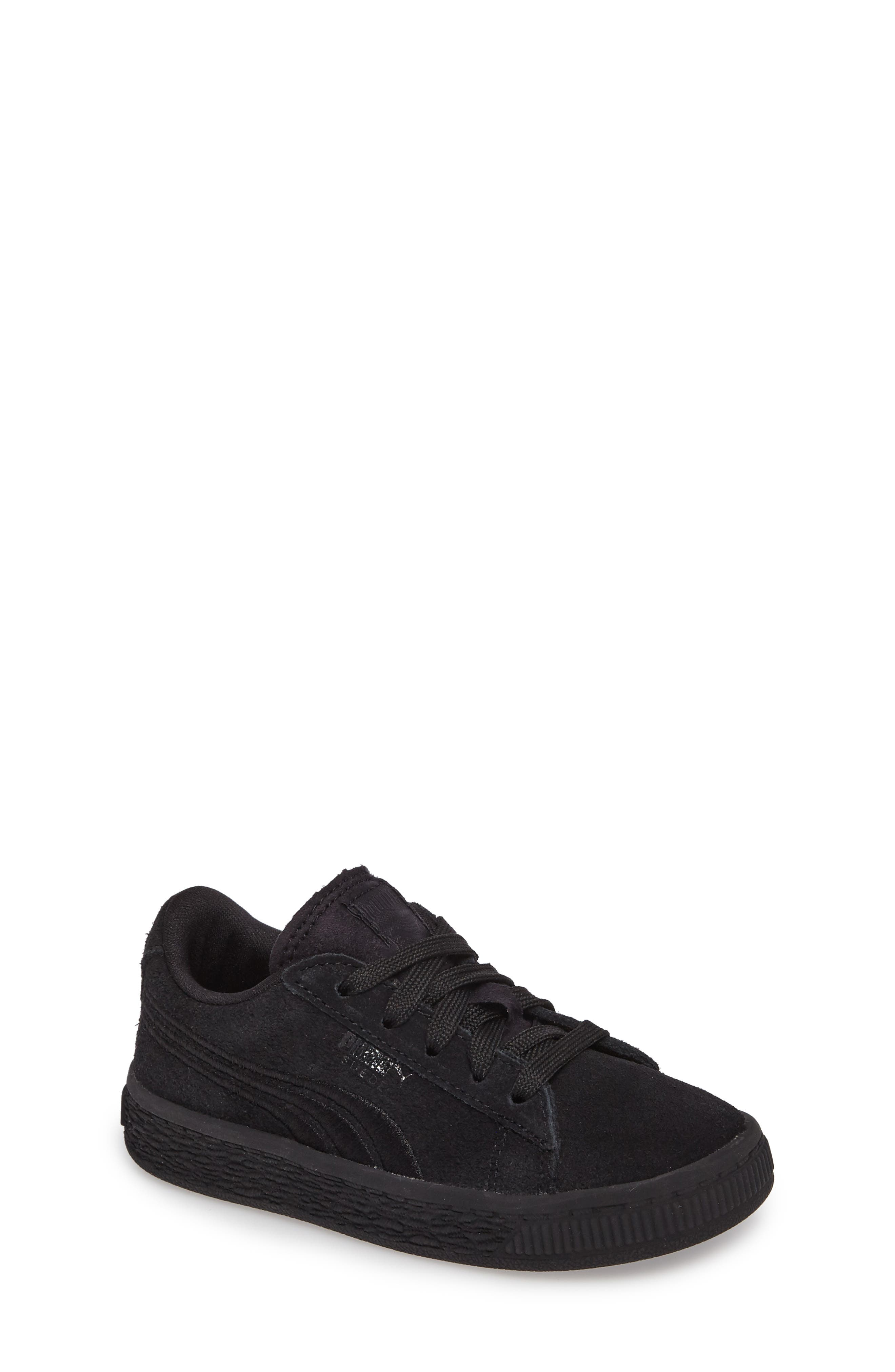 Suede Classic Sneaker,                             Main thumbnail 1, color,                             001