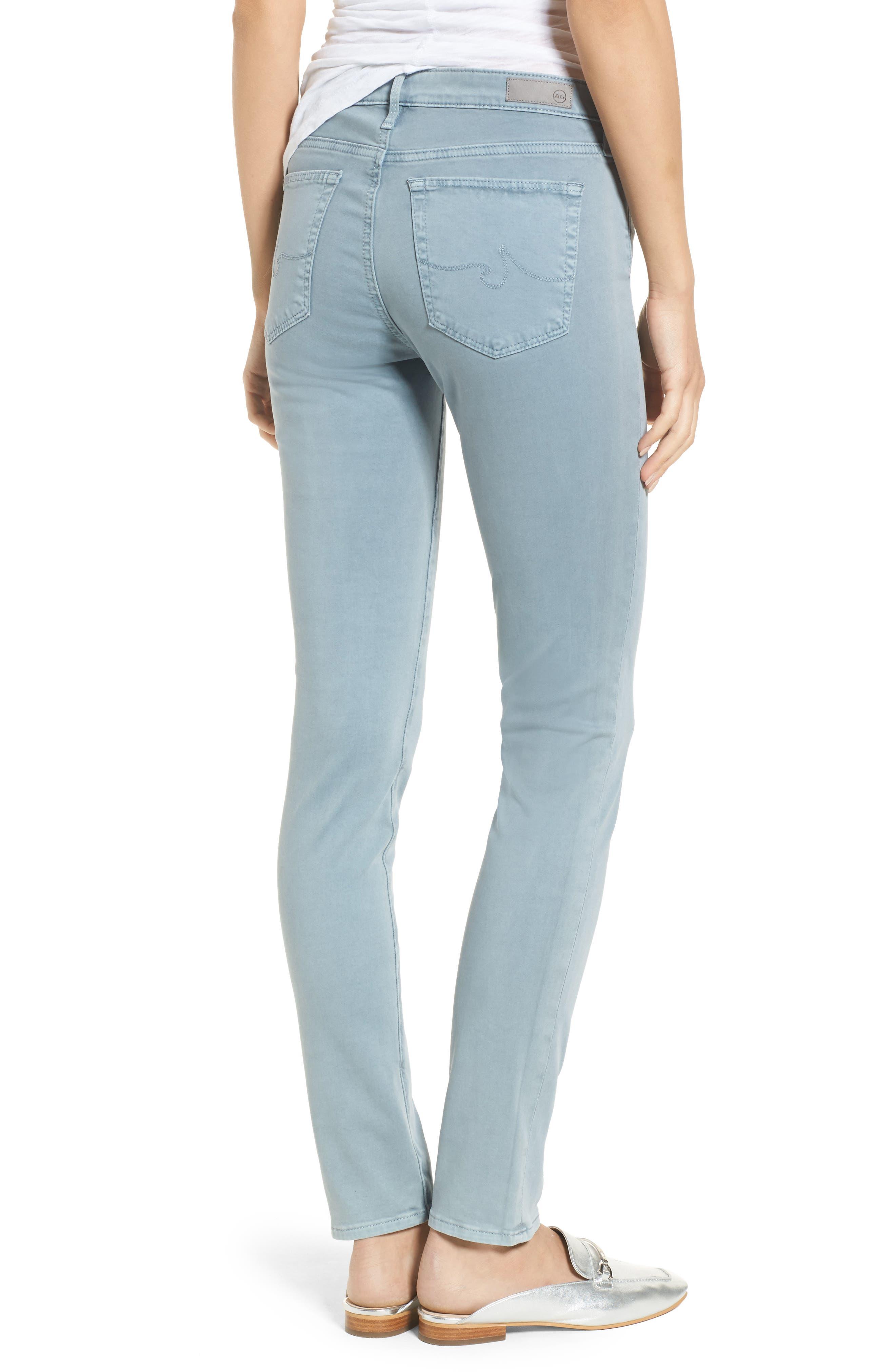 'The Prima' Cigarette Leg Skinny Jeans,                             Alternate thumbnail 37, color,
